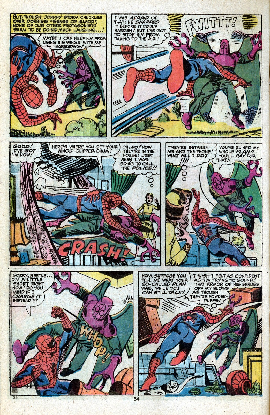 Giant-Size Spider-Man (1974) issue 5 - Page 56