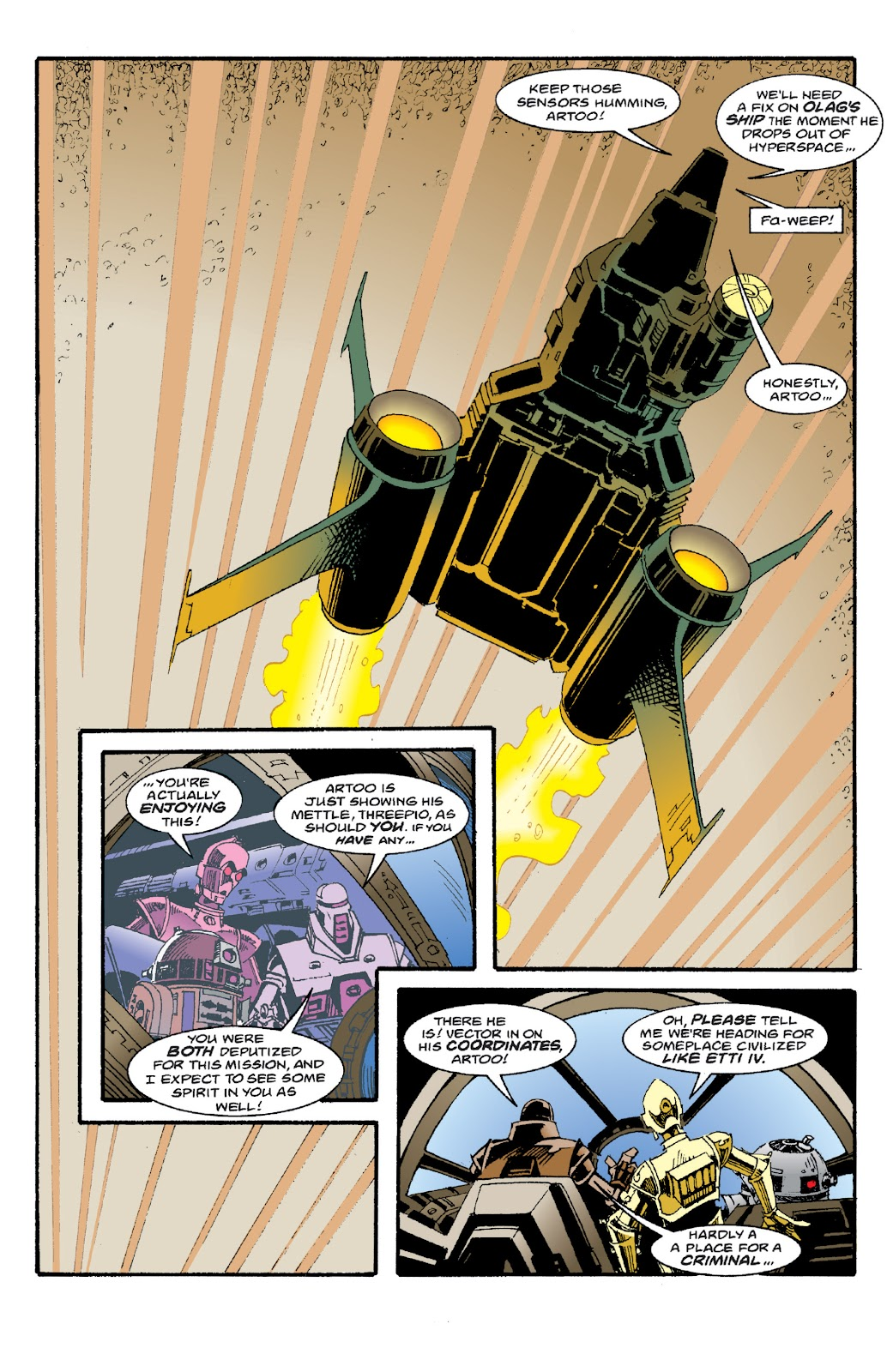 Read online Star Wars Legends Epic Collection: The Empire comic -  Issue # TPB 5 (Part 2) - 90