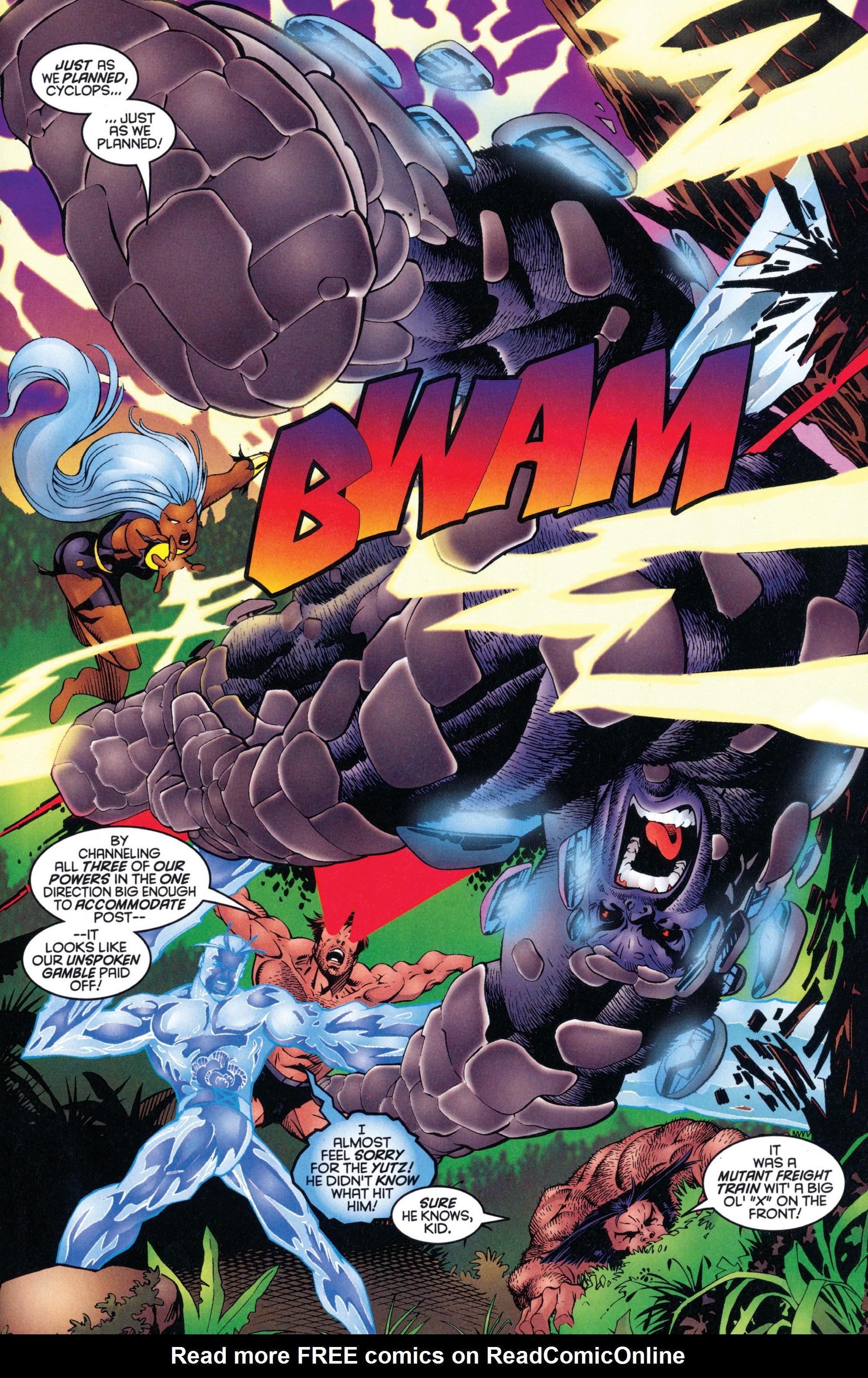 X-Men (1991) 50 Page 21