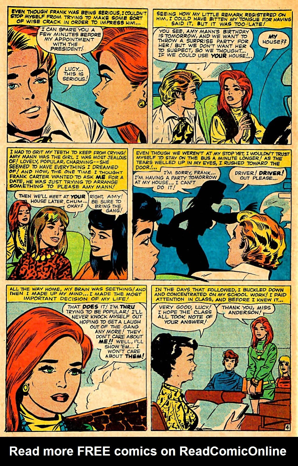My Love (1969) issue 7 - Page 28