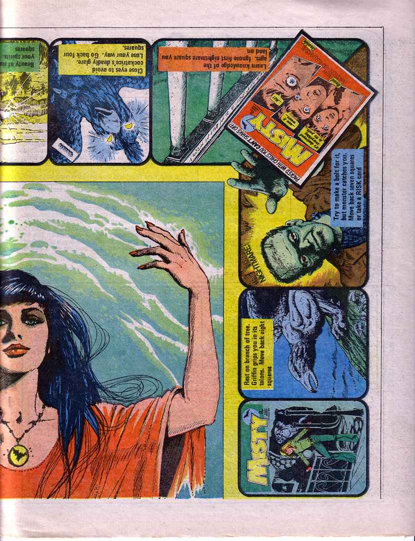 Read online Misty comic -  Issue #30 - 17