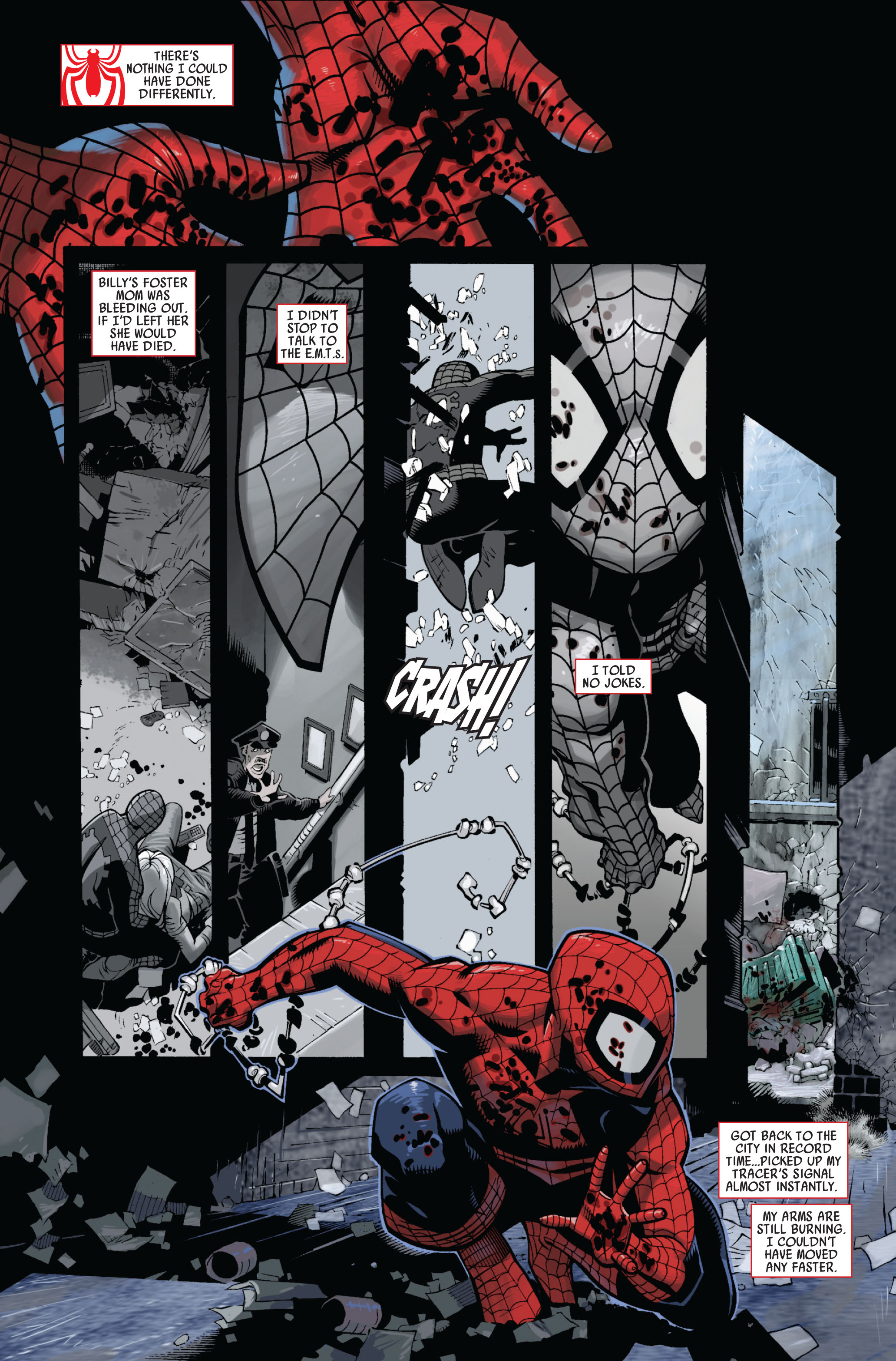 The Amazing Spider-Man (1963) 632 Page 2