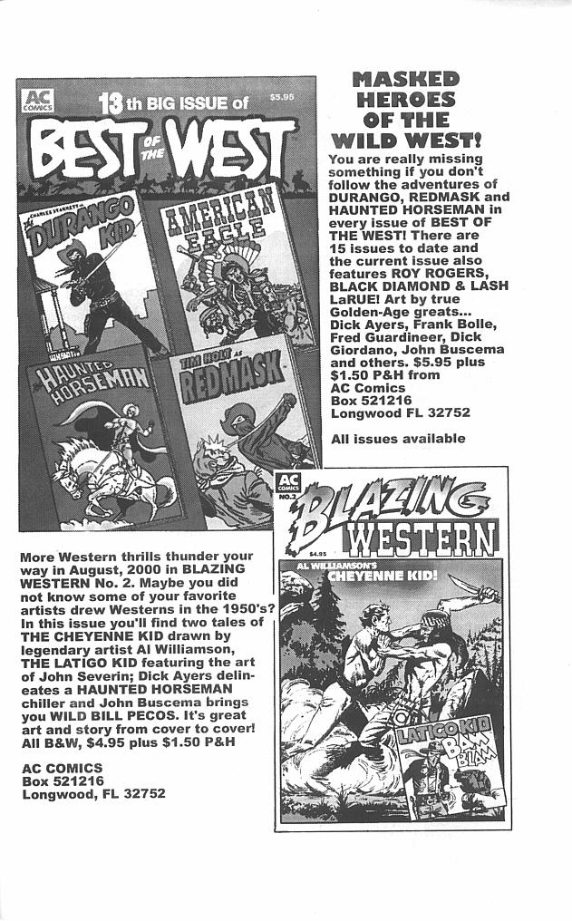 Read online Men of Mystery Comics comic -  Issue #24 - 33