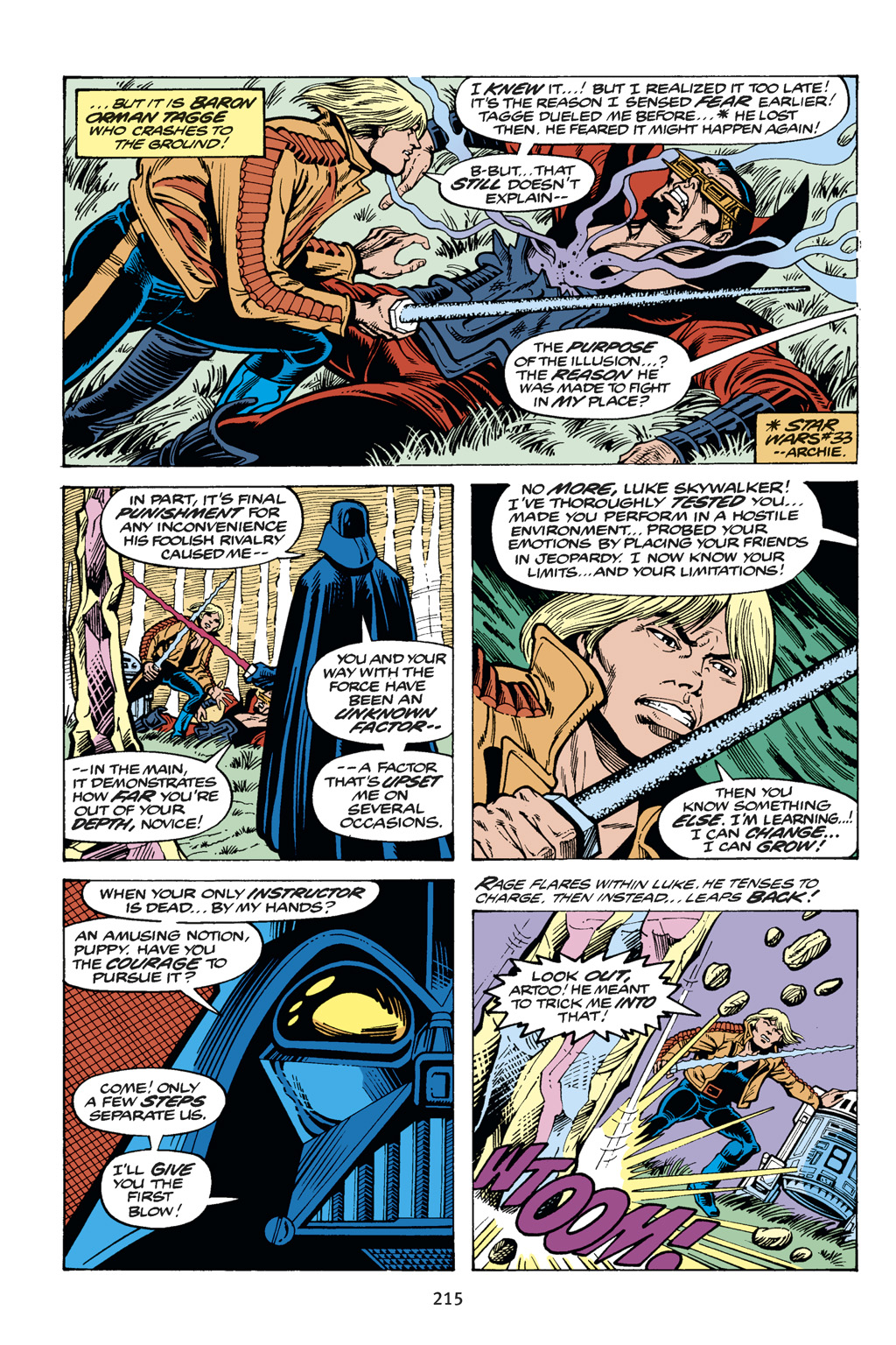 Read online Star Wars Omnibus comic -  Issue # Vol. 14 - 214