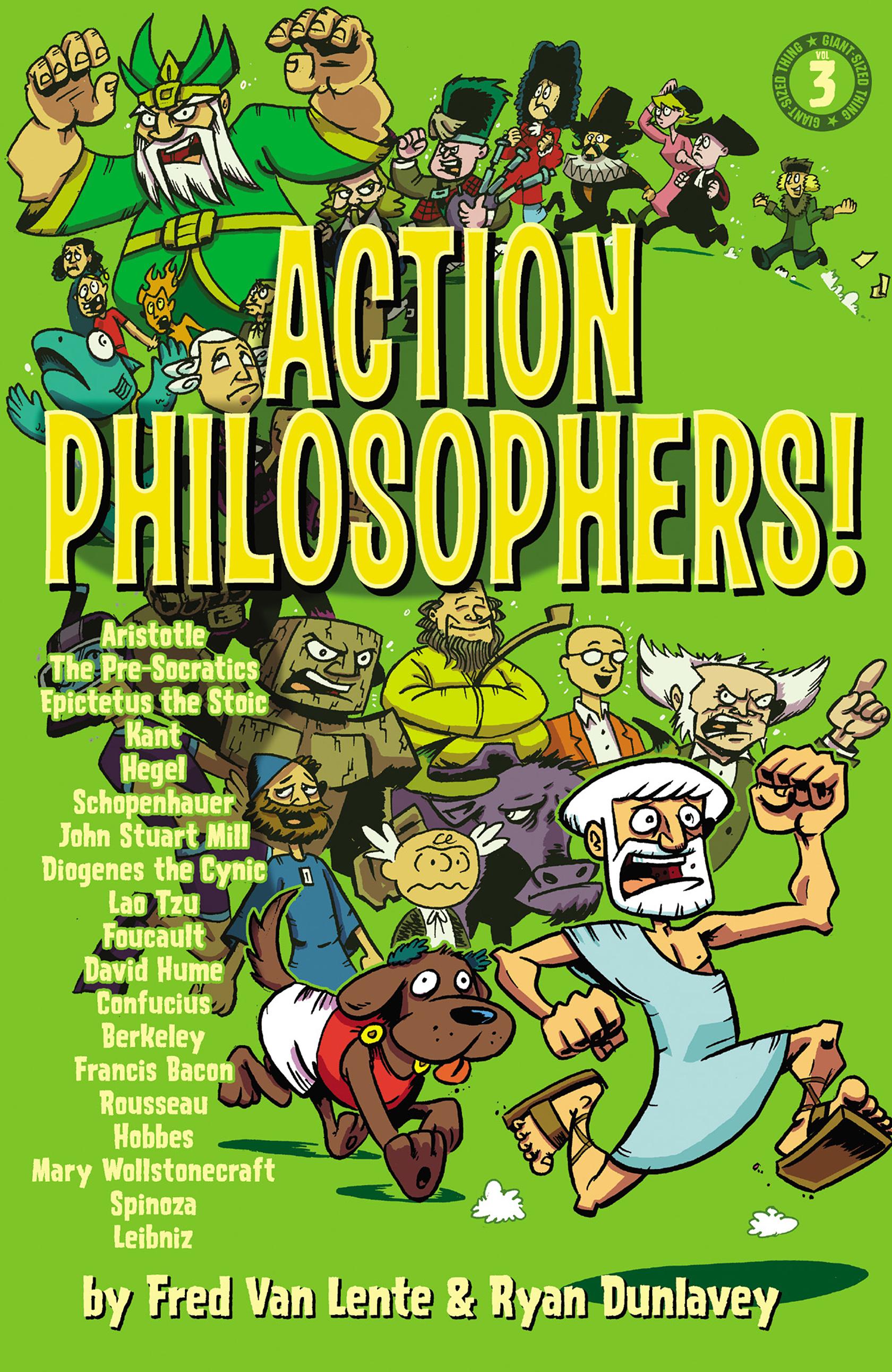 Read online Action Philosophers! comic -  Issue #Action Philosophers! TPB (Part 2) - 162