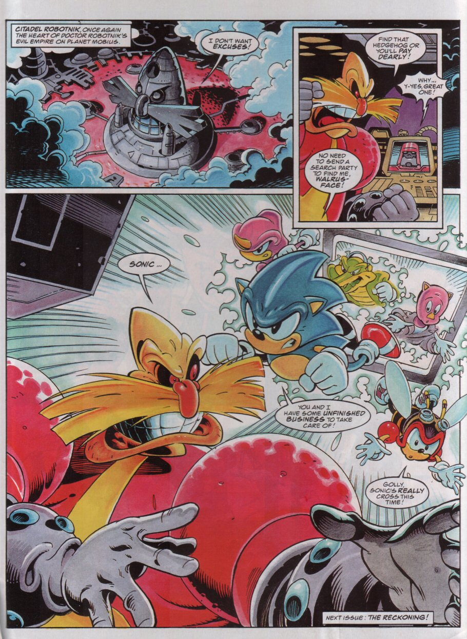 Read online Sonic the Comic comic -  Issue #71 - 9