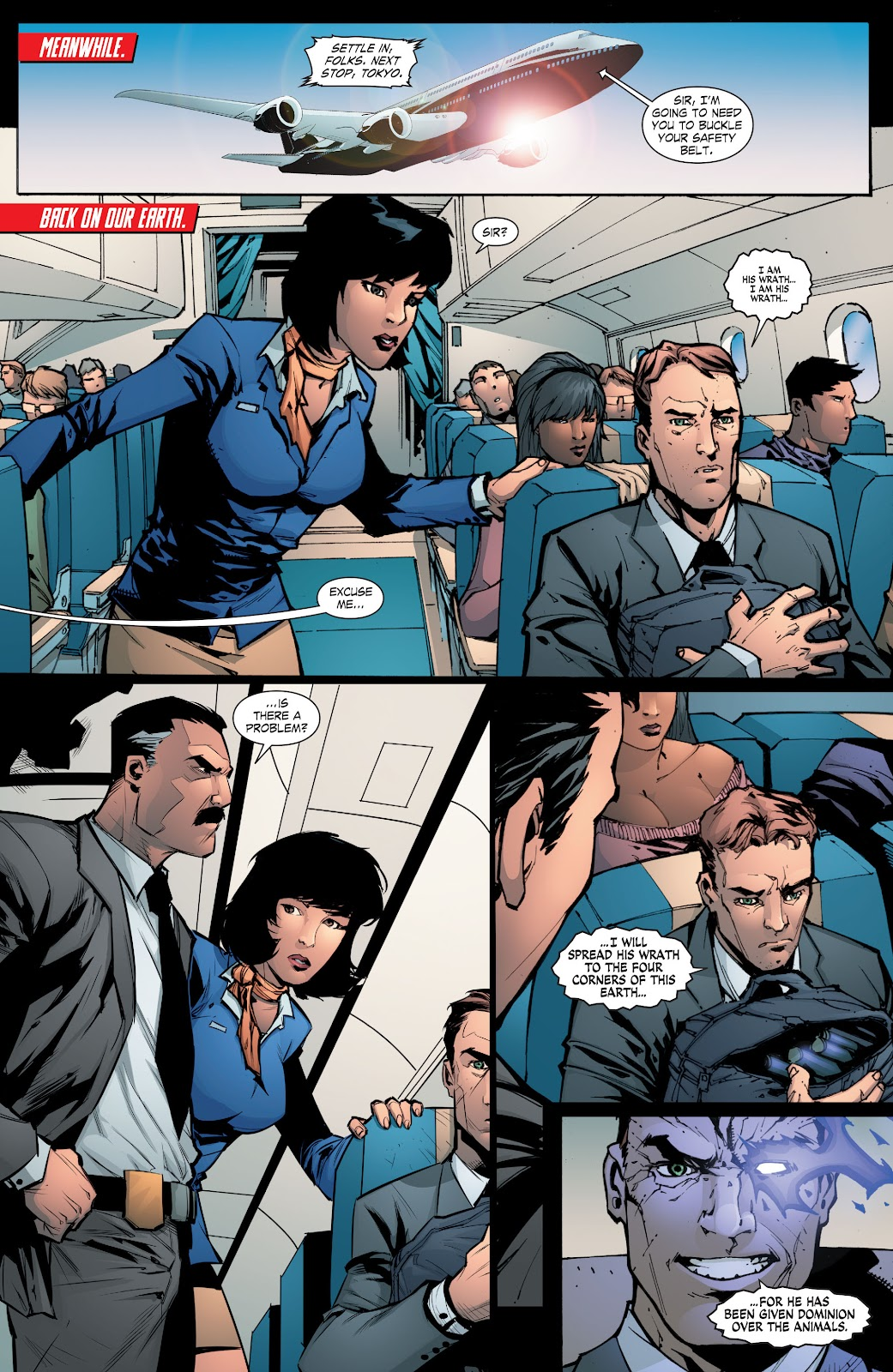 Read online Smallville Season 11 [II] comic -  Issue # TPB 8 - 117