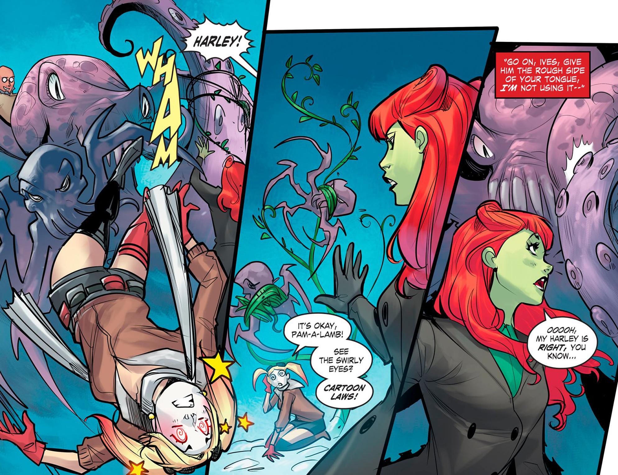 Read online DC Comics: Bombshells comic -  Issue #95 - 14