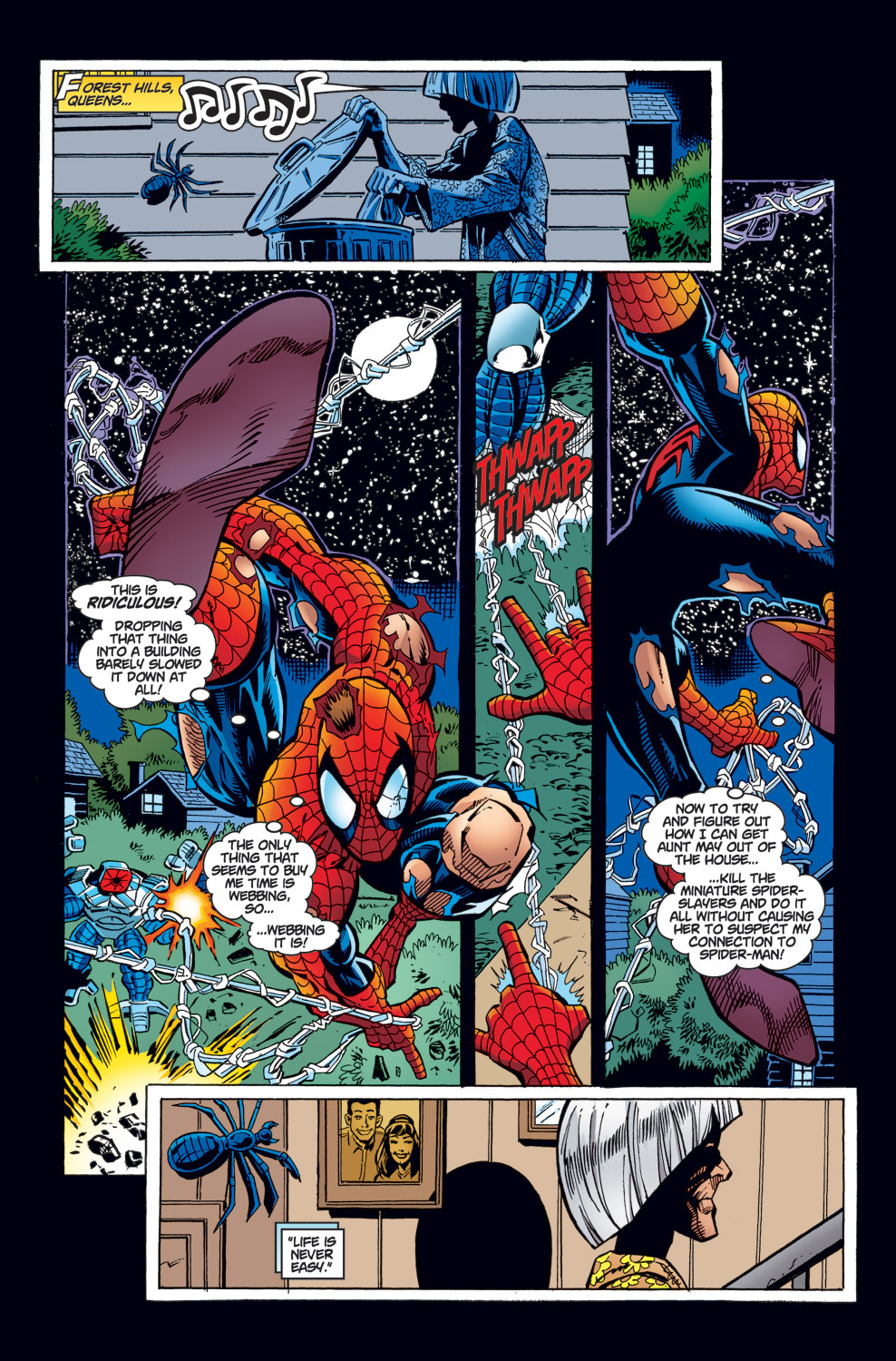 The Amazing Spider-Man (1999) 21 Page 17