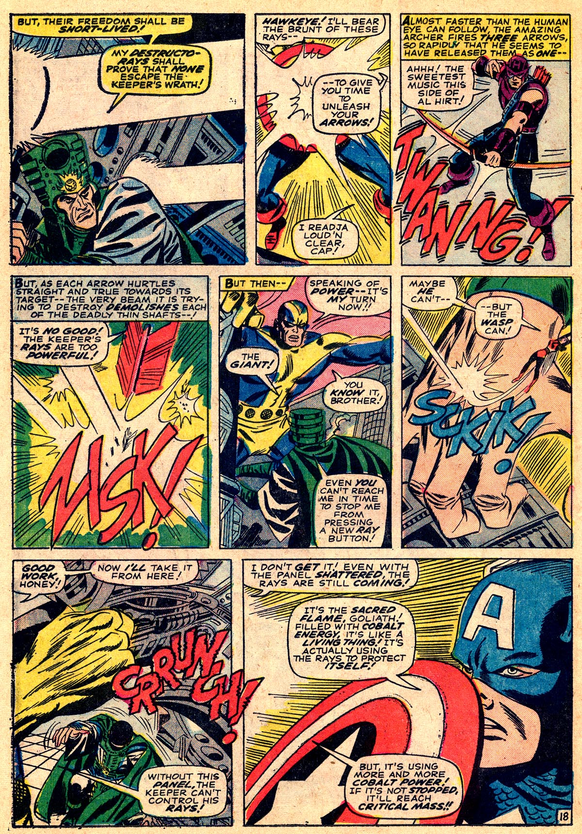 The Avengers (1963) 31 Page 25