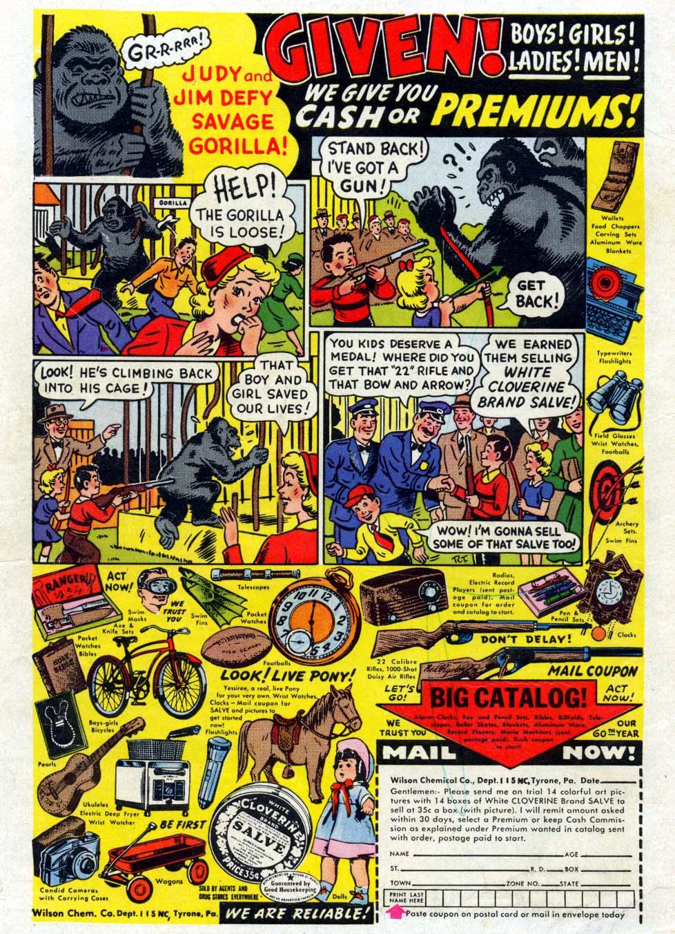Supermans Pal Jimmy Olsen (1954) 5 Page 36