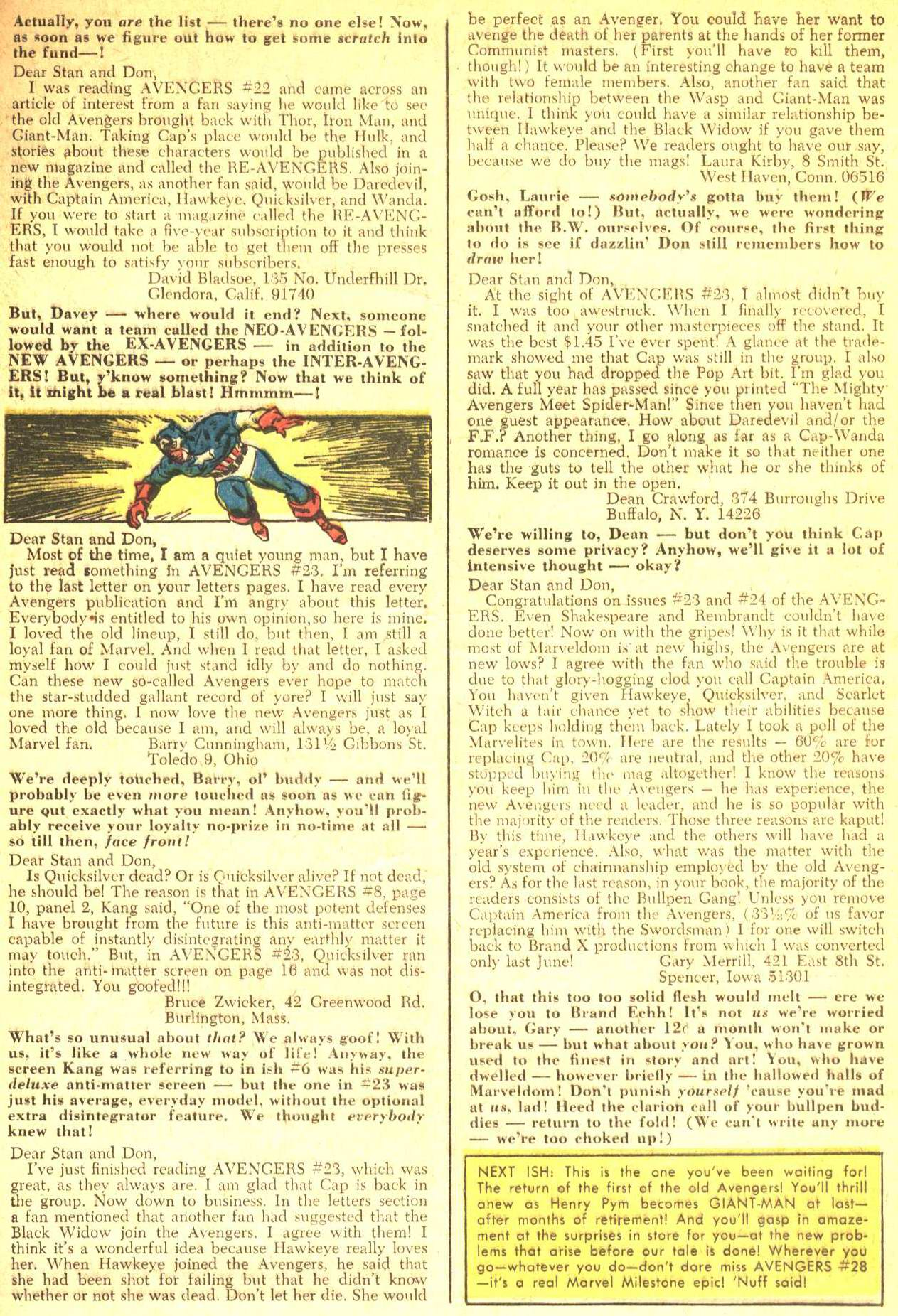 The Avengers (1963) 27 Page 24