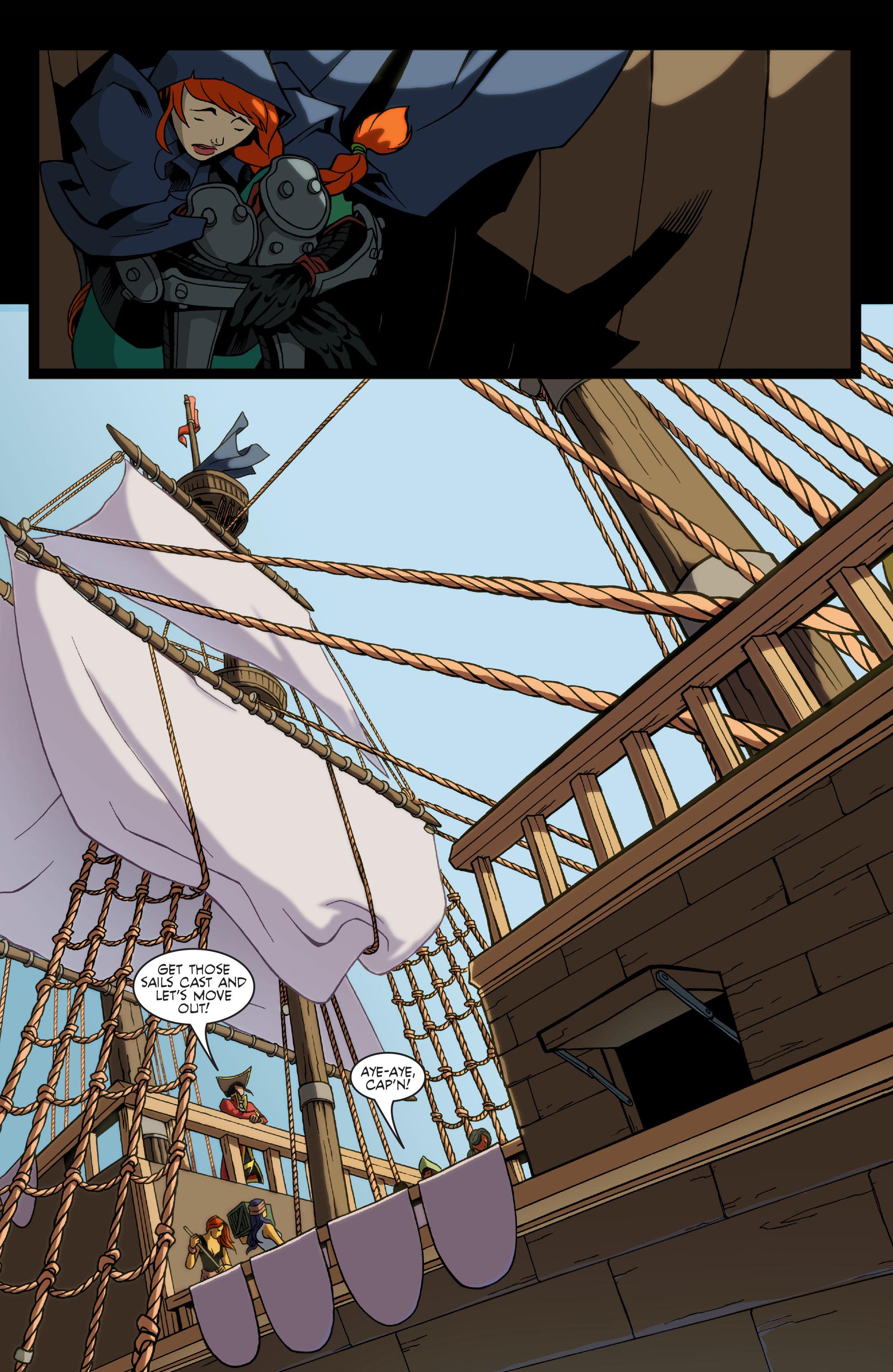 Read online Skullkickers comic -  Issue #11 - 21