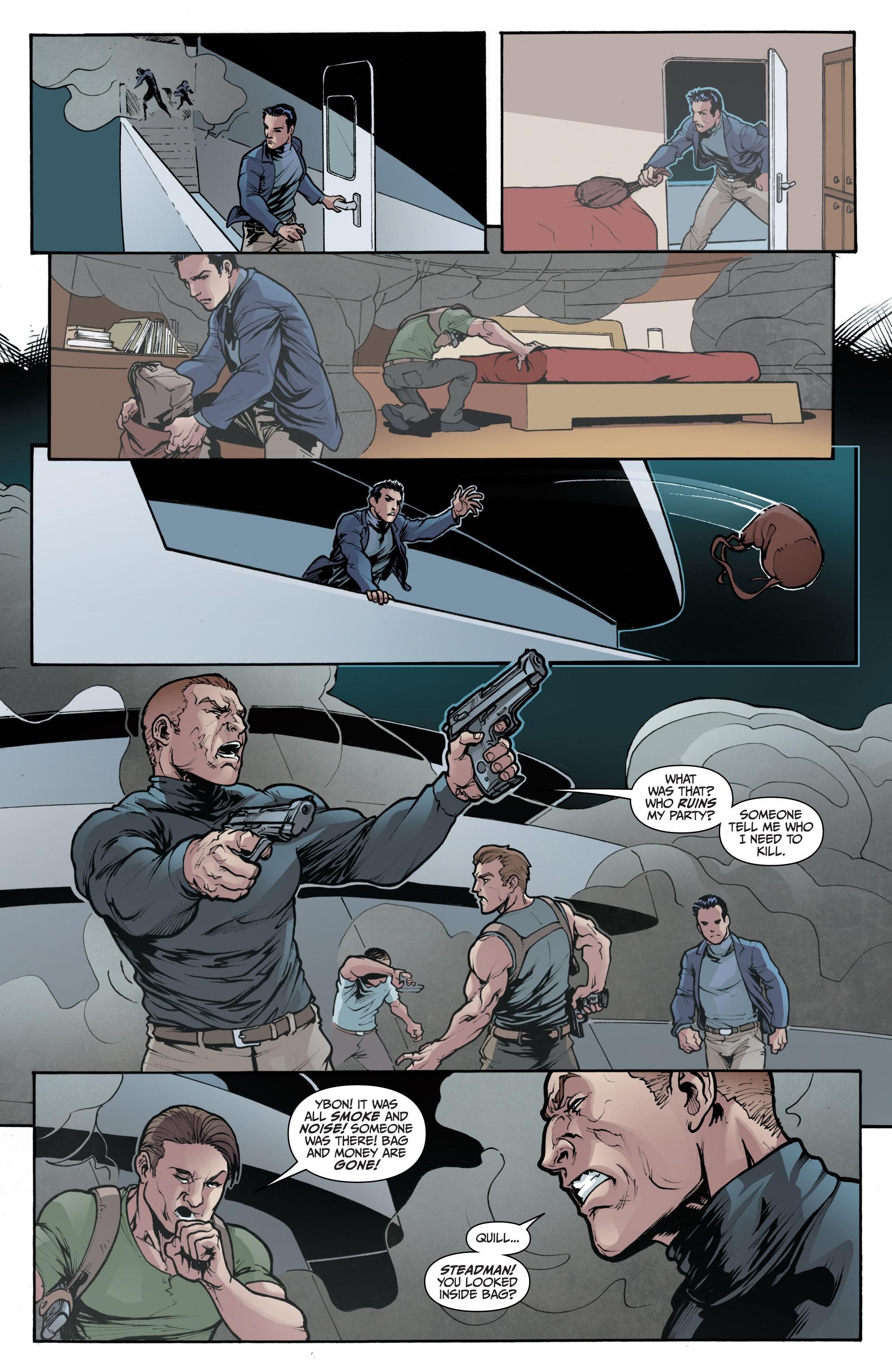 Read online 3 Guns comic -  Issue #2 - 21