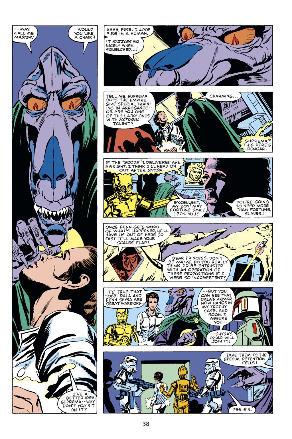 Read online Star Wars Omnibus comic -  Issue # Vol. 18 - 32