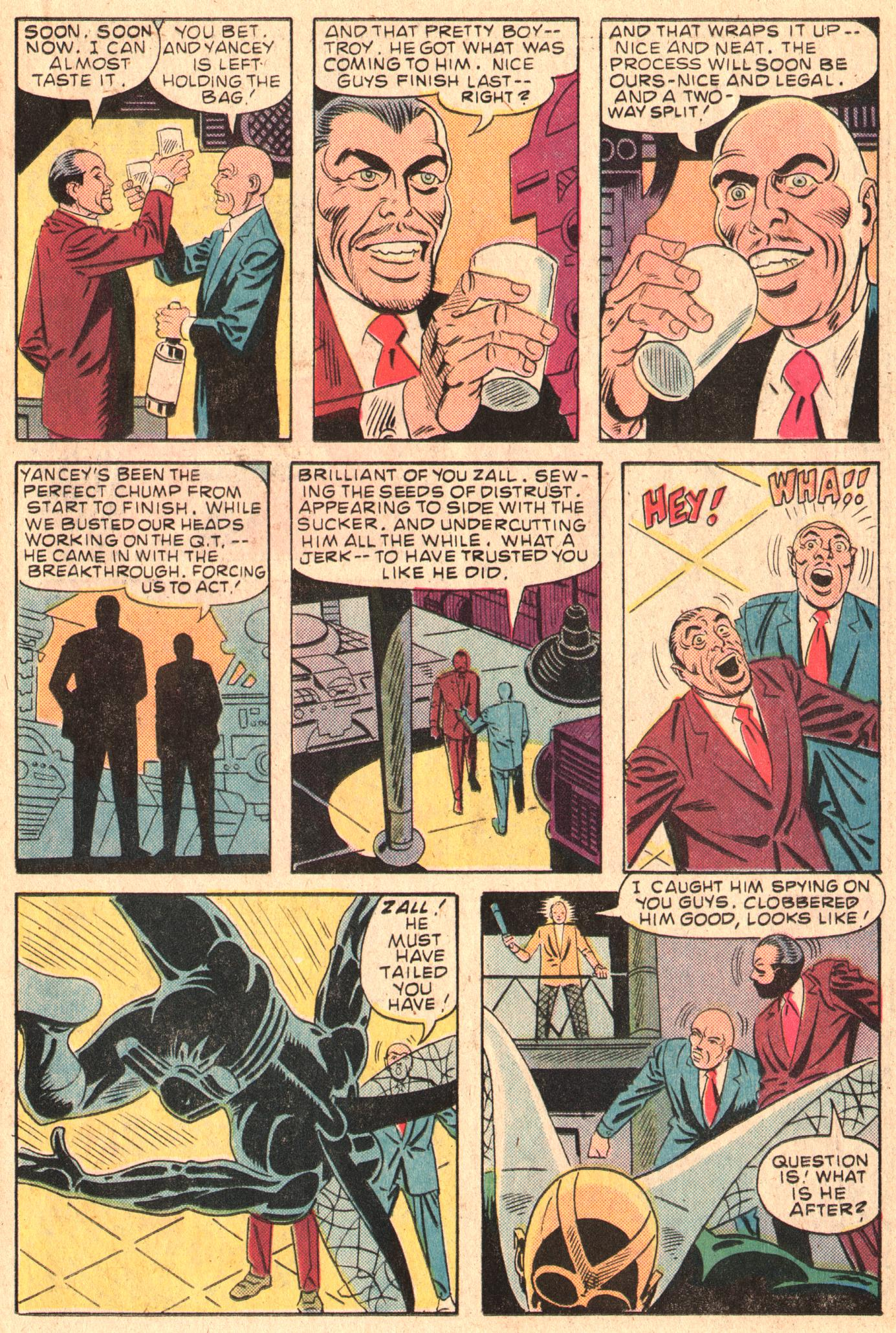 Read online The Fly (1983) comic -  Issue #5 - 15