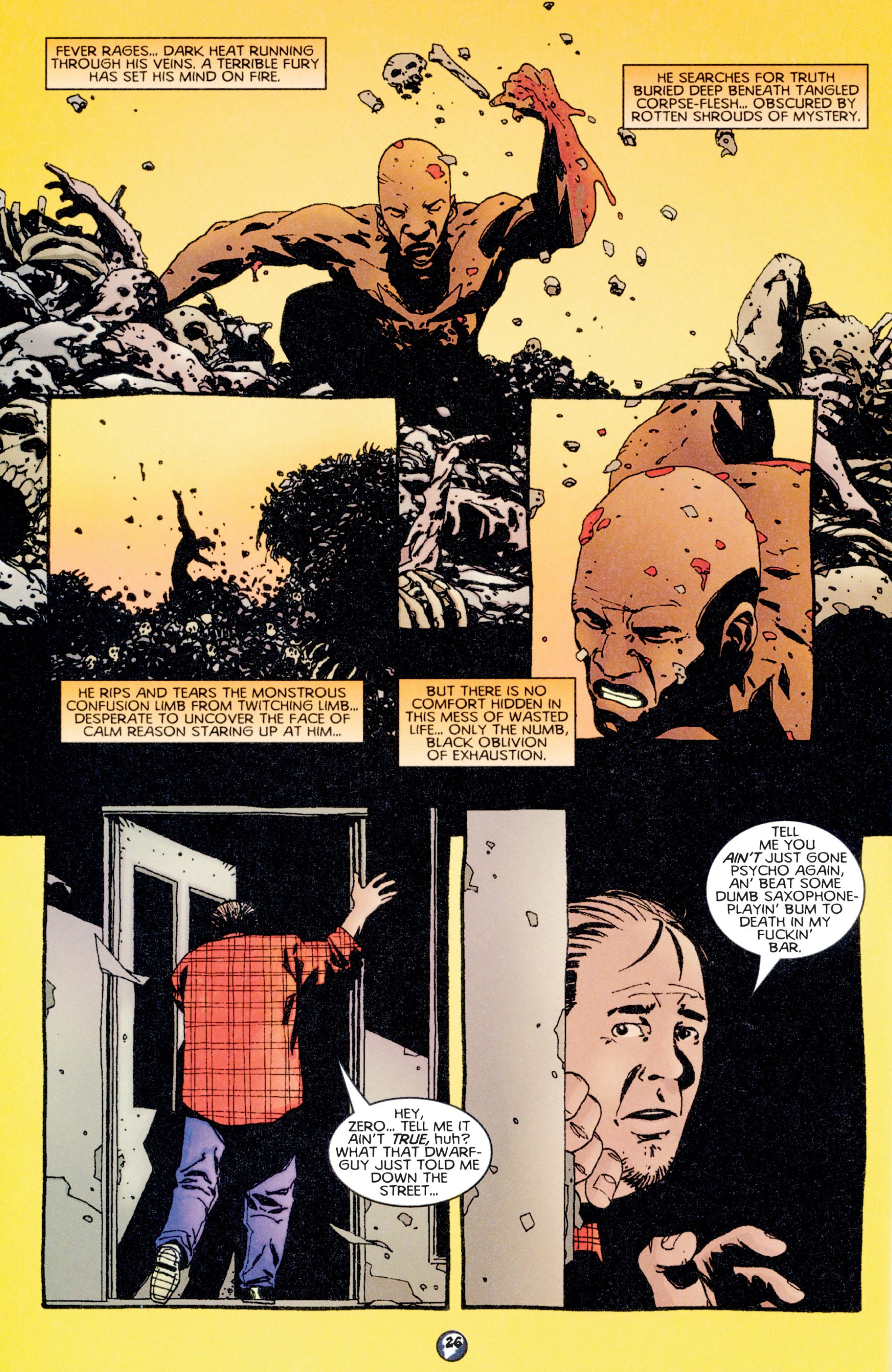 Read online Shadowman (1997) comic -  Issue #5 - 21