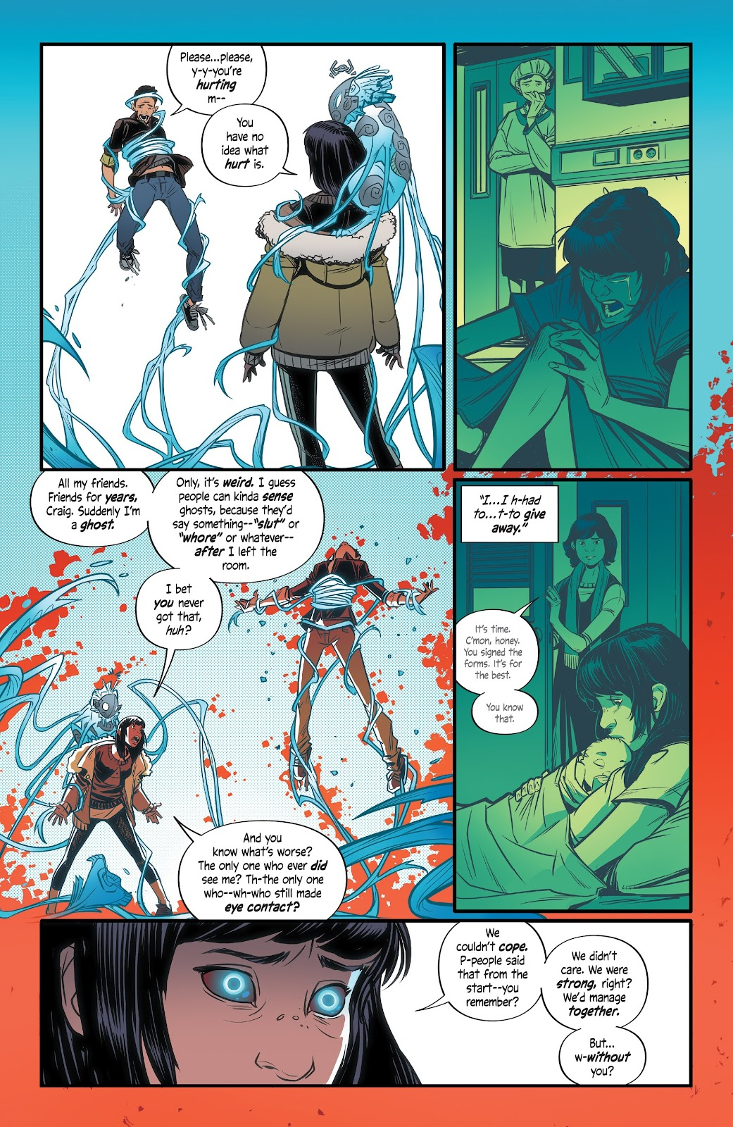 Read online Alienated comic -  Issue #3 - 15