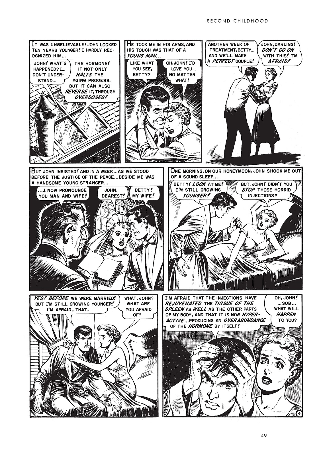 Read online The Martian Monster and Other Stories comic -  Issue # TPB (Part 1) - 64