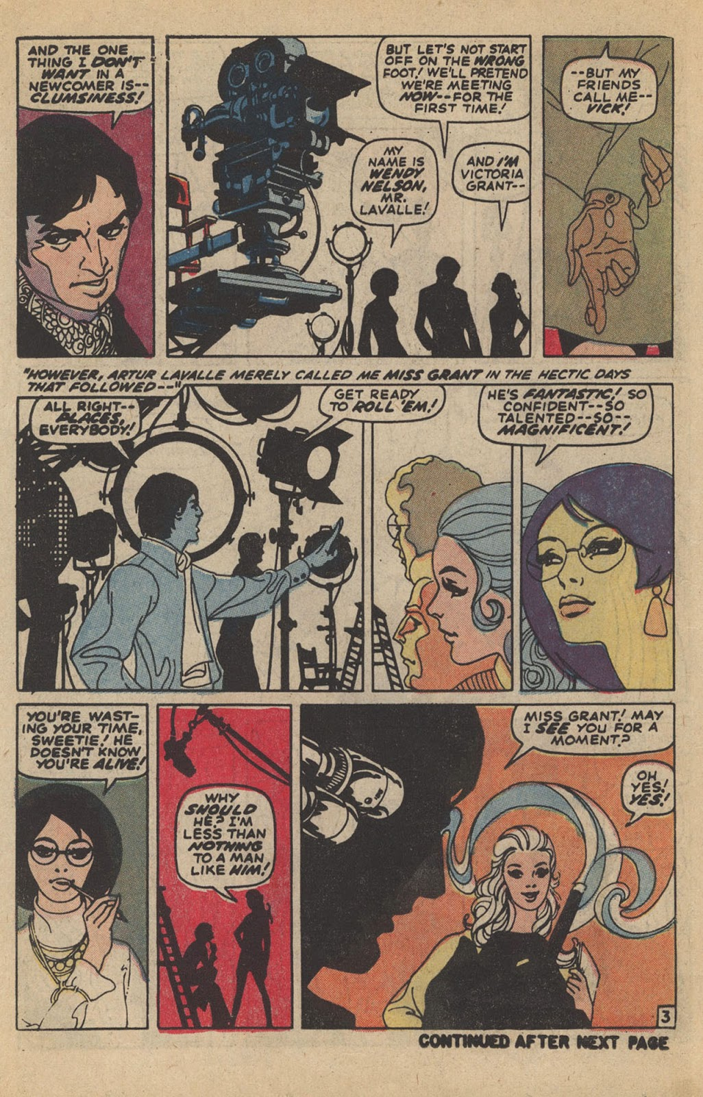 My Love (1969) issue 23 - Page 14