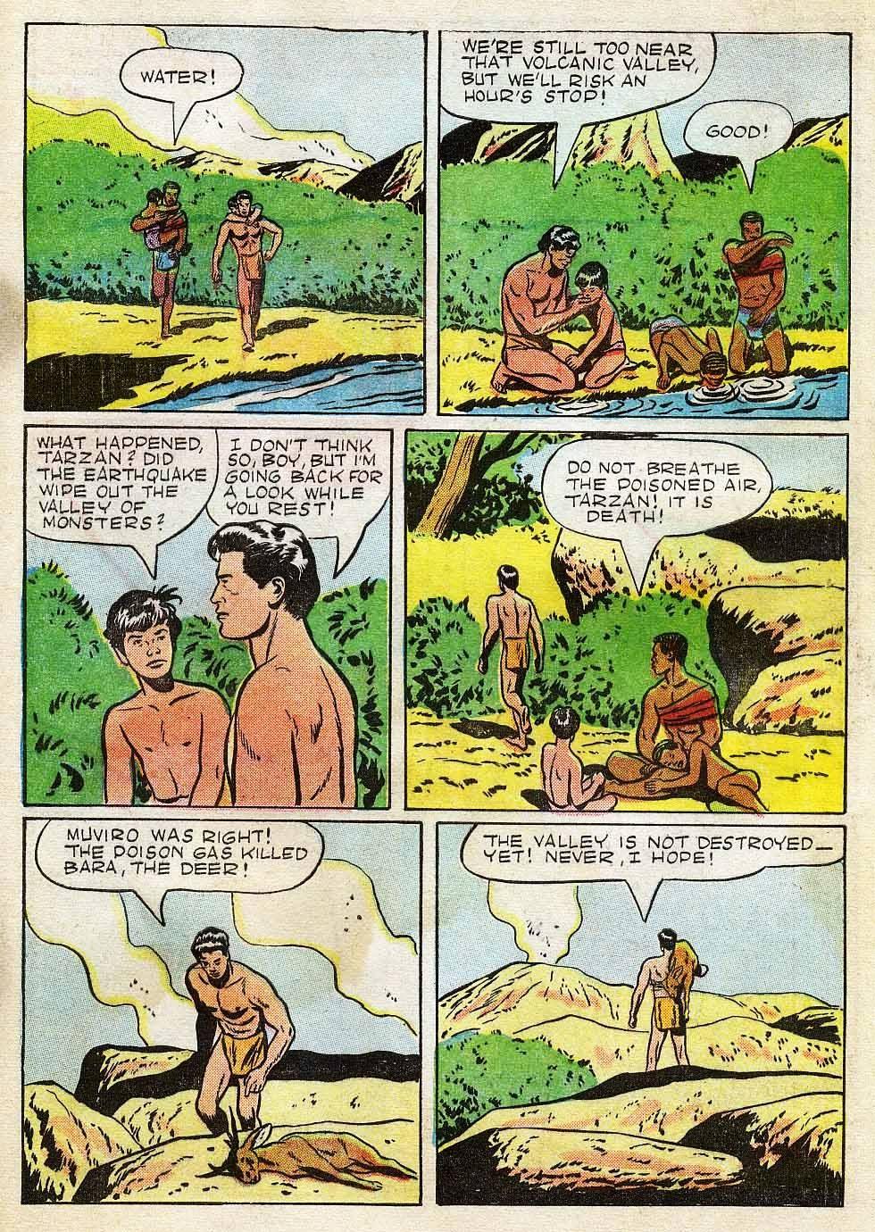 Tarzan (1948) issue 7 - Page 33