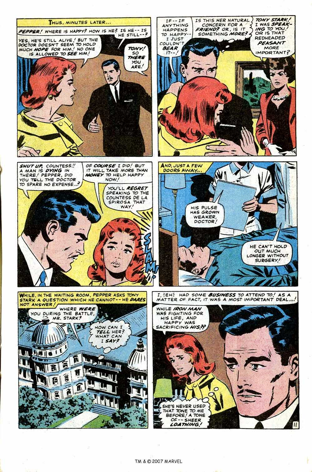 Iron Man Annual issue 1 - Page 17