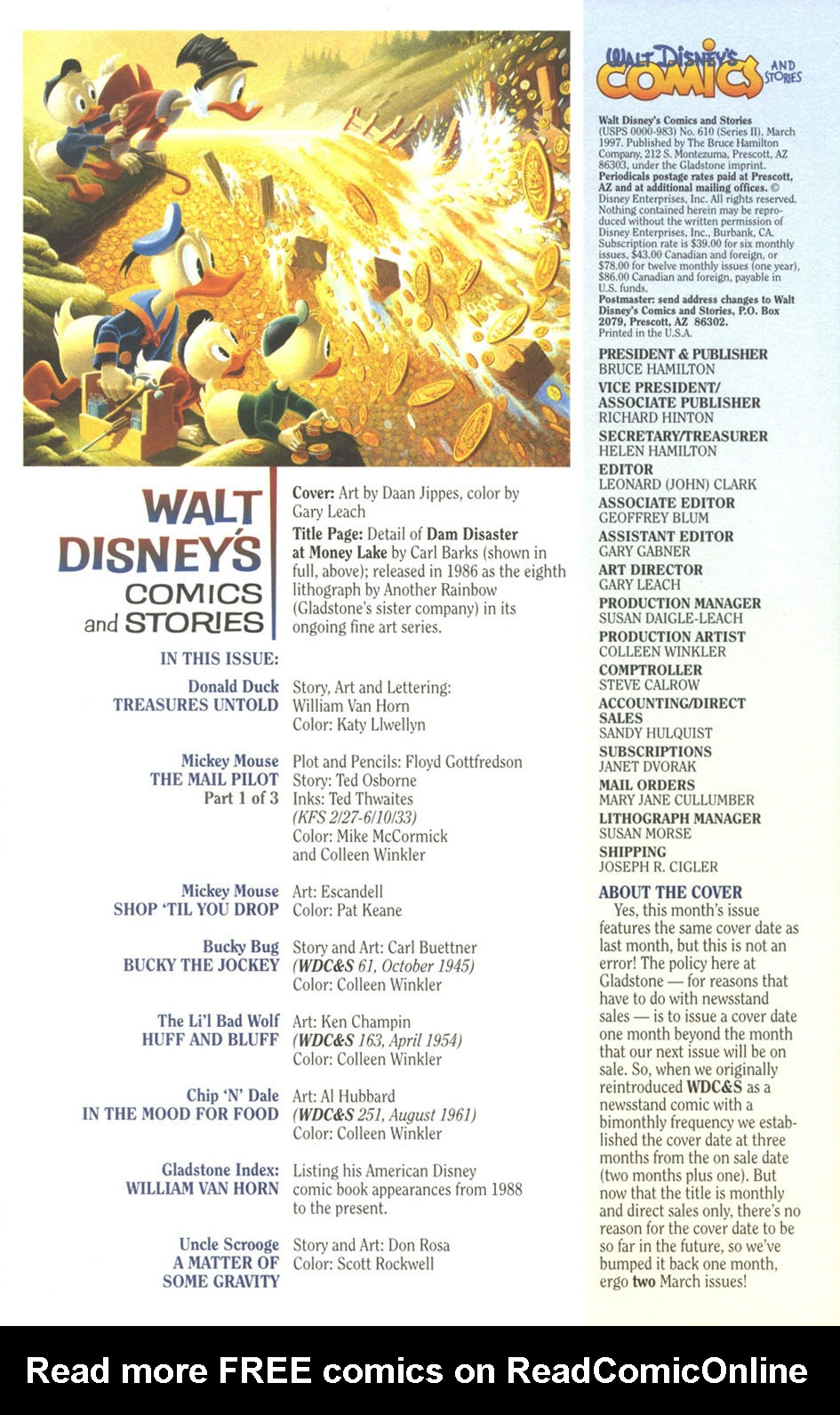 Walt Disney's Comics and Stories issue 610 - Page 4
