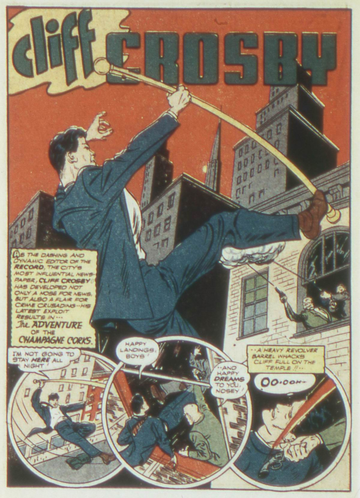 Read online Detective Comics (1937) comic -  Issue #62 - 24