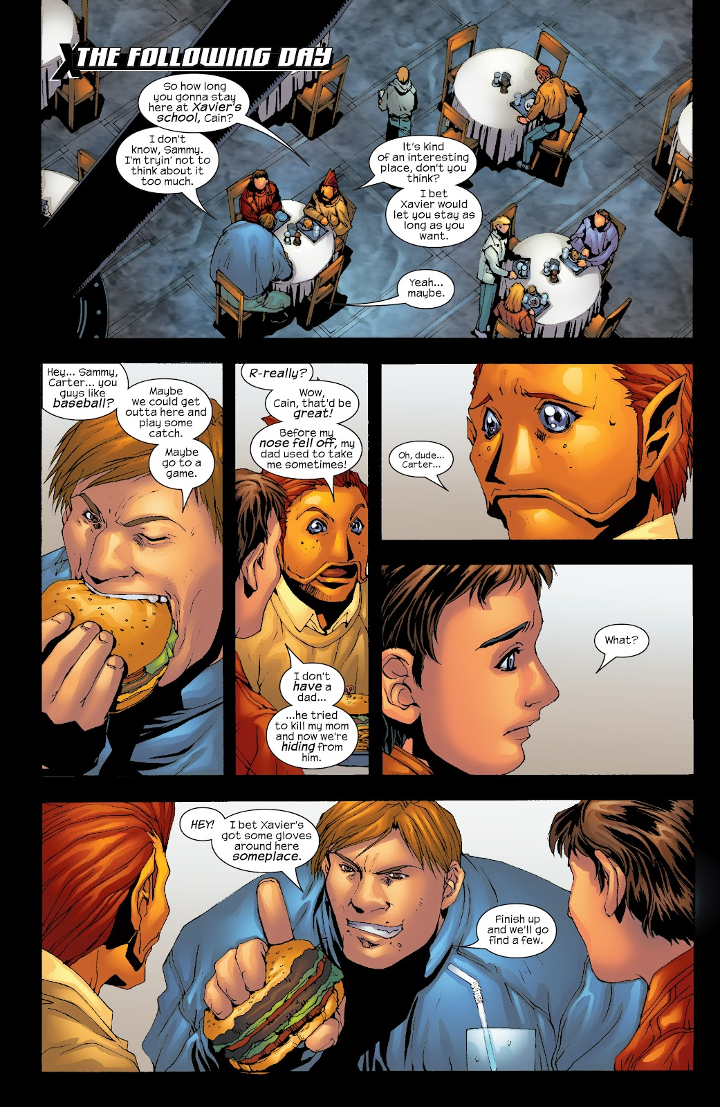 Read online X-Men: Unstoppable comic -  Issue # TPB (Part 3) - 2