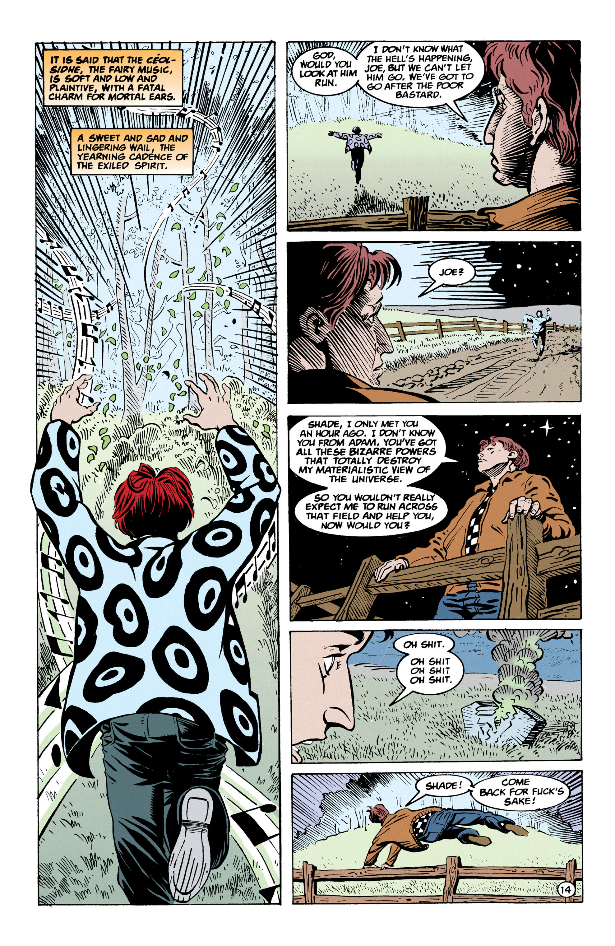 Read online Shade, the Changing Man comic -  Issue #67 - 15