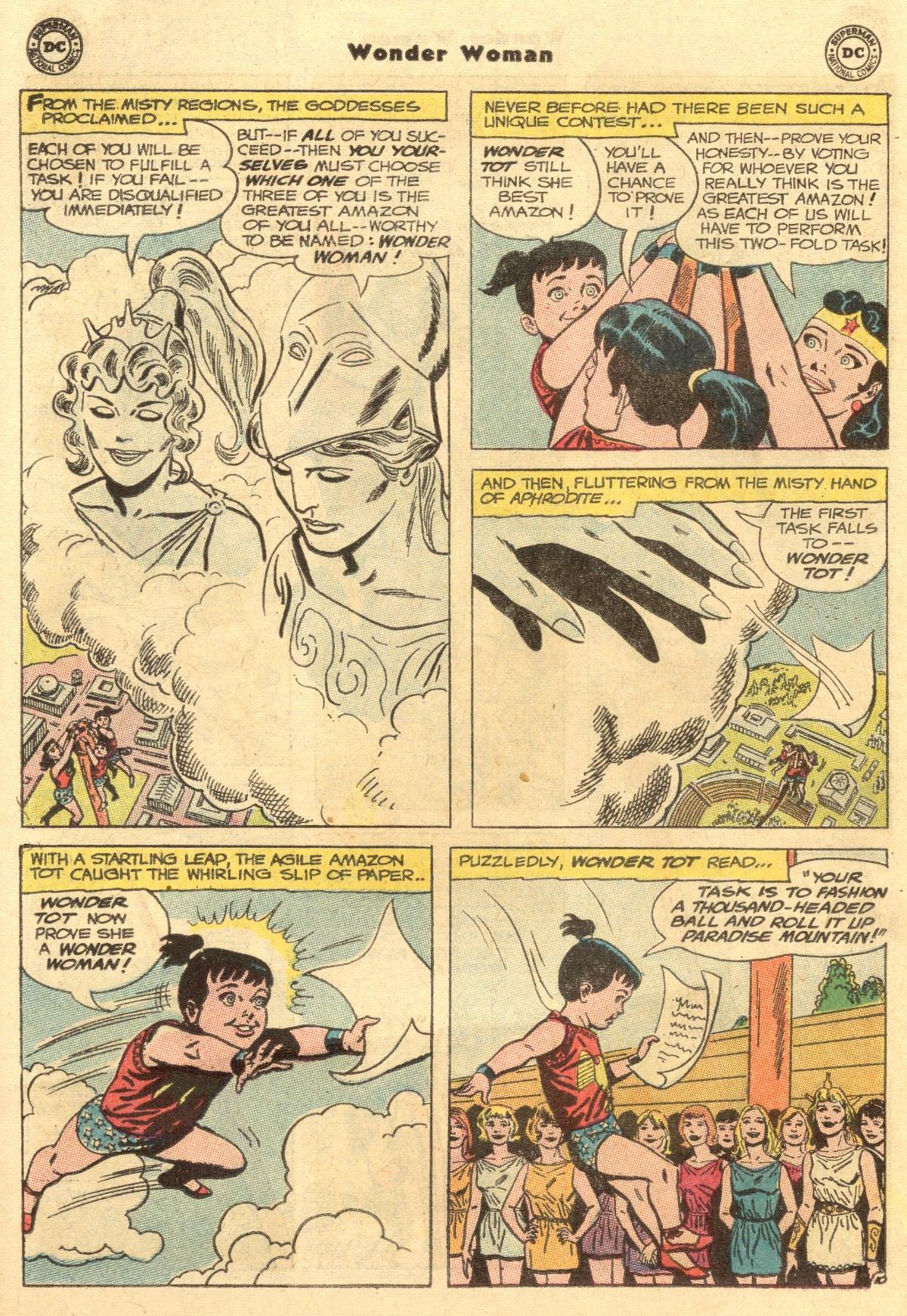 Read online Wonder Woman (1942) comic -  Issue #154 - 14