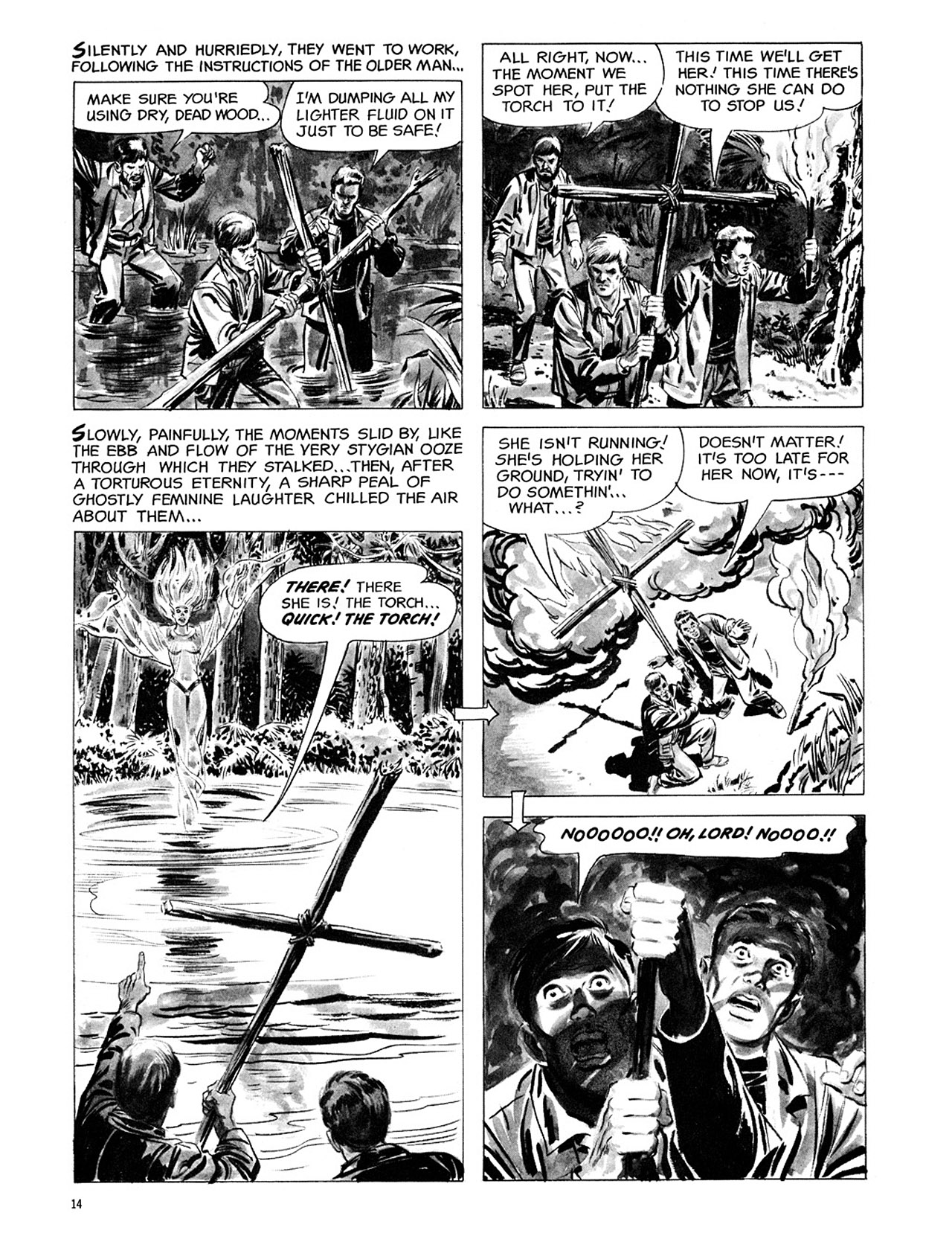 Read online Eerie Archives comic -  Issue # TPB 3 - 15