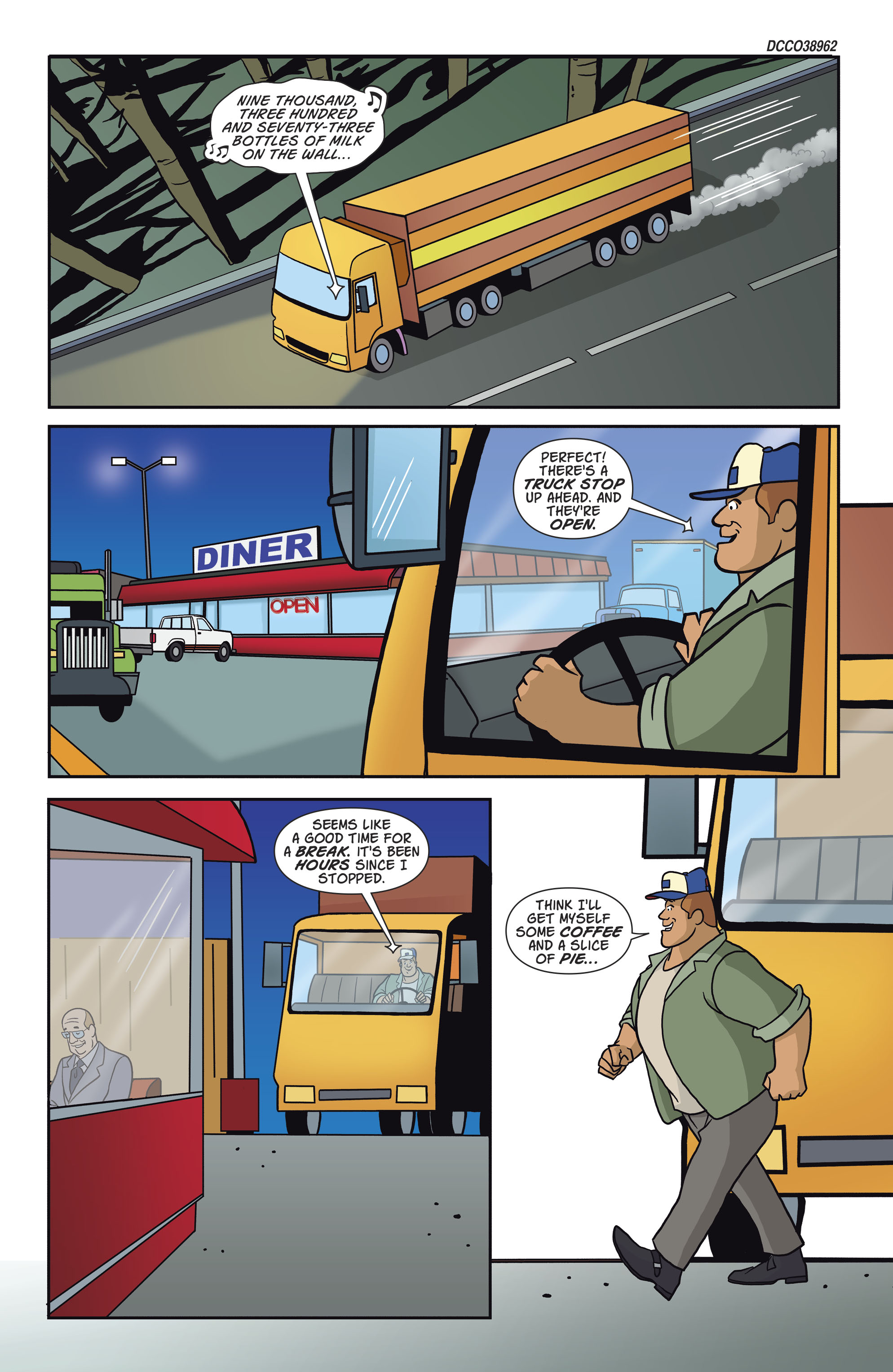 Read online Scooby-Doo: Where Are You? comic -  Issue #82 - 2