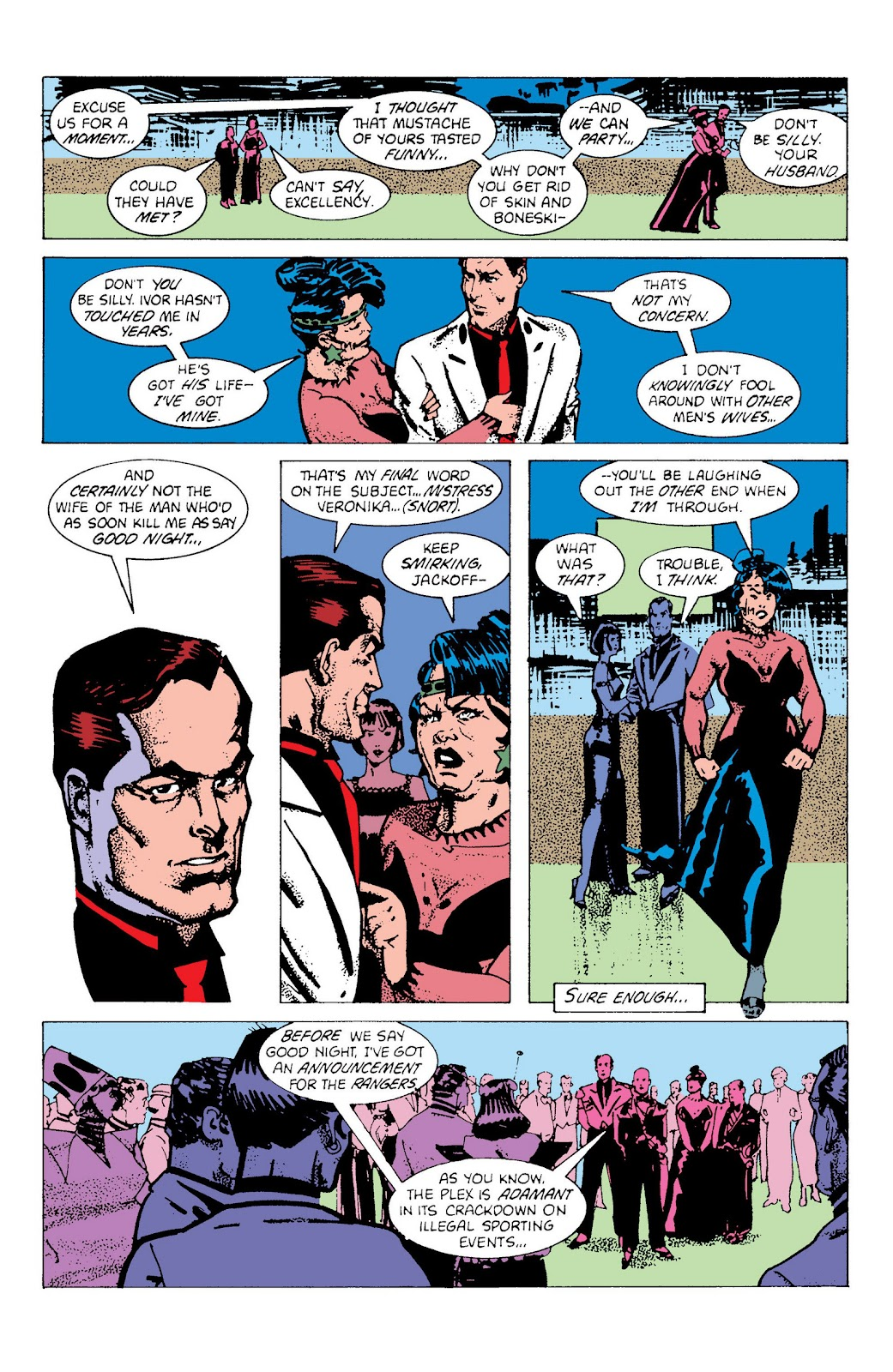 American Flagg! issue Definitive Collection (Part 2) - Page 71