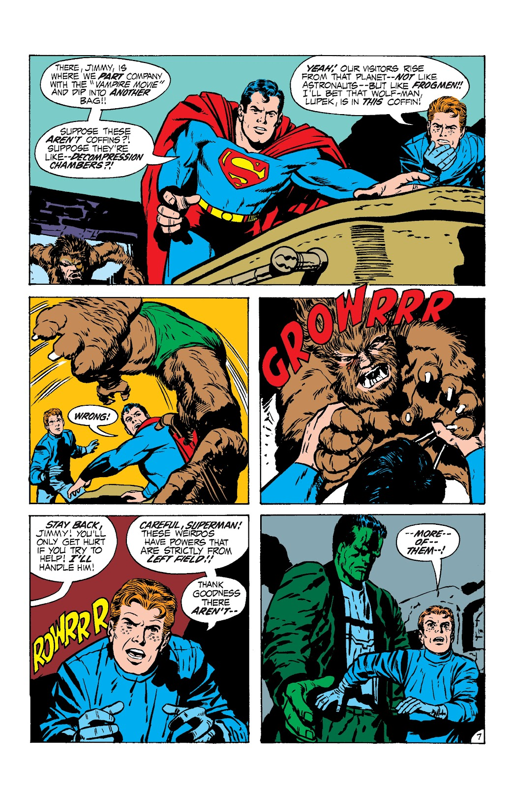 Read online Superman's Pal, Jimmy Olsen by Jack Kirby comic -  Issue # TPB (Part 3) - 21