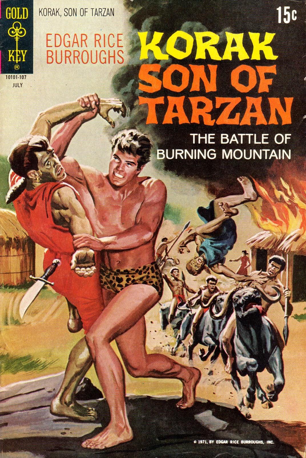 Korak, Son of Tarzan (1964) issue 42 - Page 1