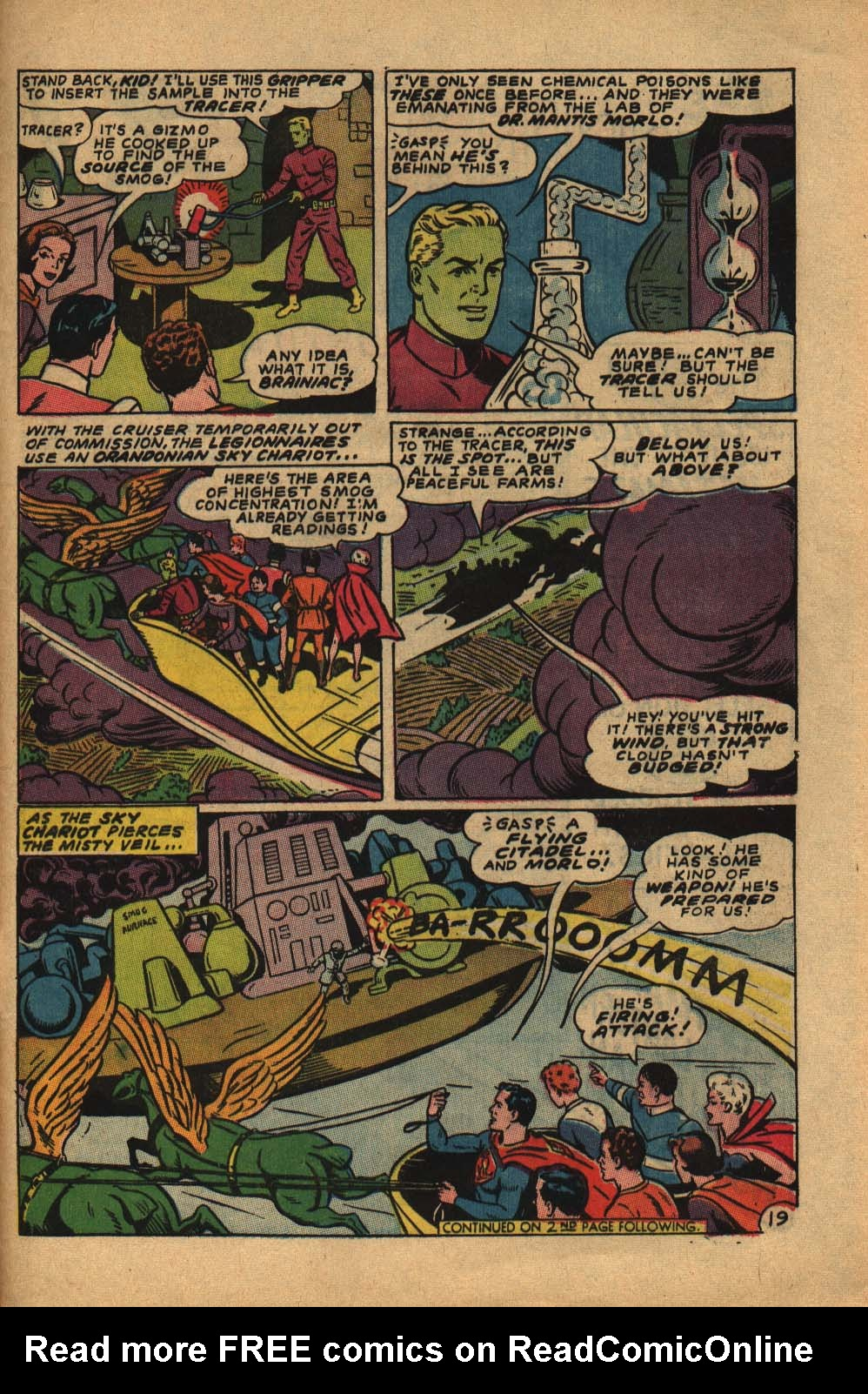 Read online Adventure Comics (1938) comic -  Issue #362 - 29