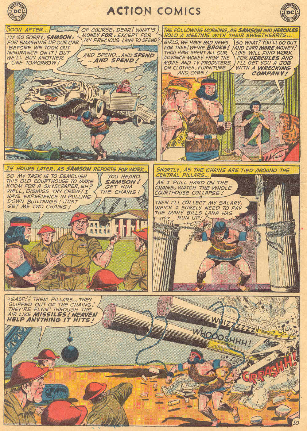 Read online Action Comics (1938) comic -  Issue #279 - 12