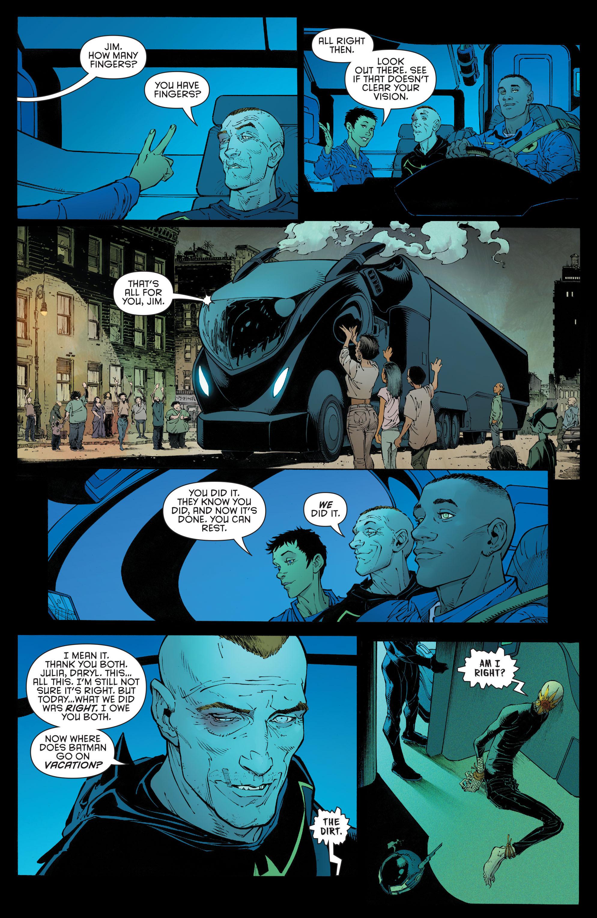Read online Batman (2011) comic -  Issue # _TPB 9 - 46