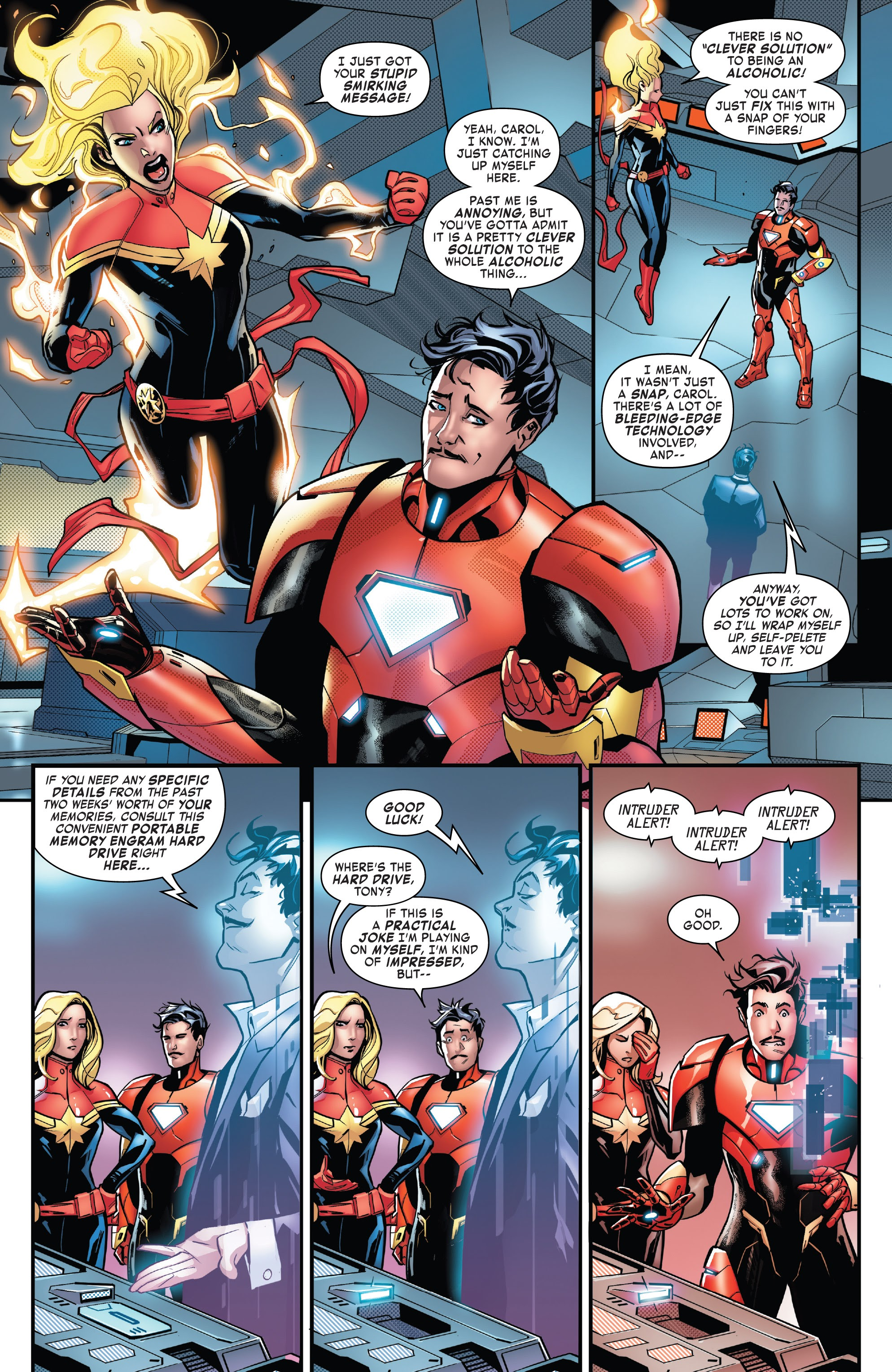 Read online Tony Stark: Iron Man comic -  Issue #14 - 5