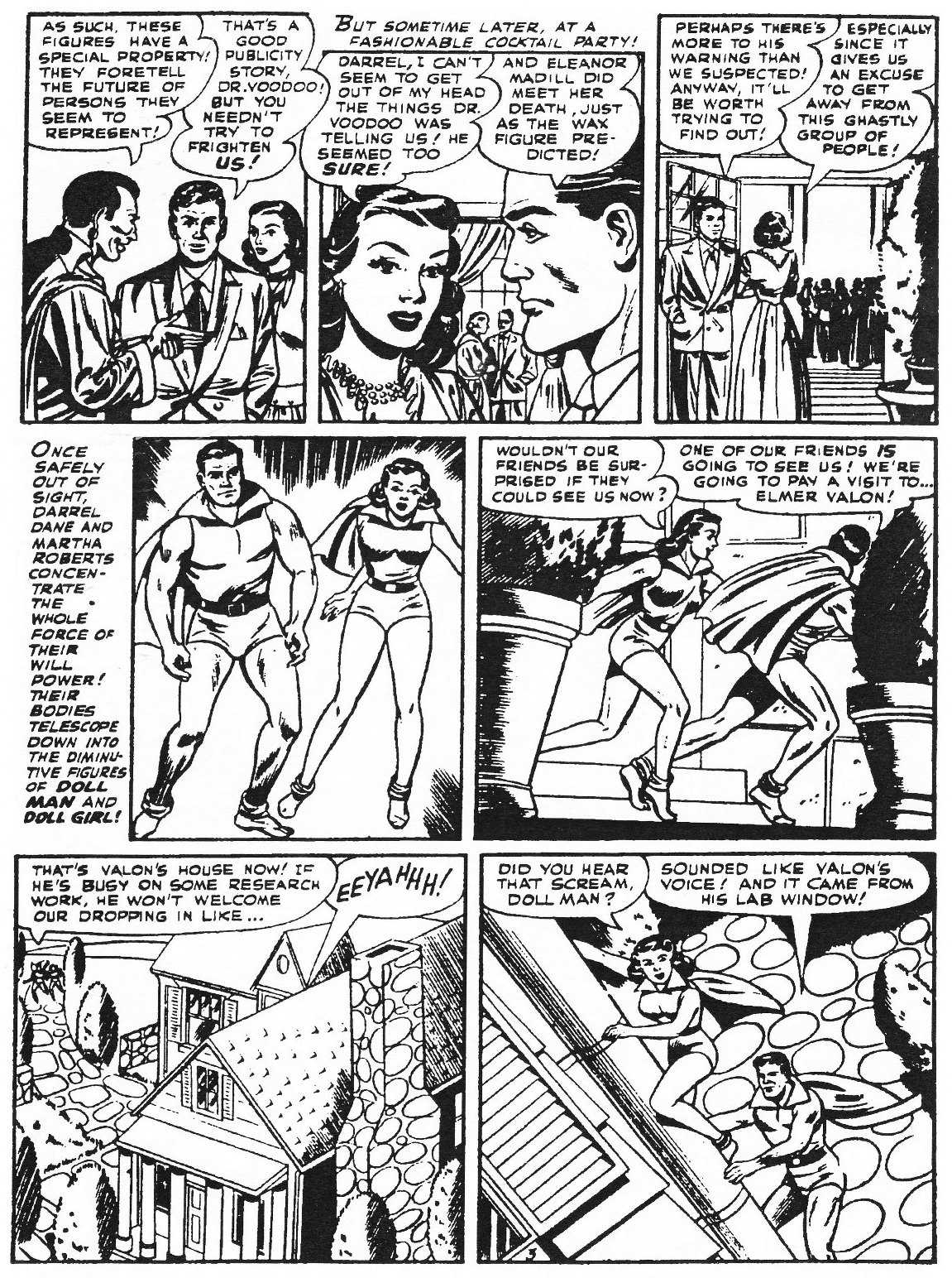 Read online Men of Mystery Comics comic -  Issue #82 - 62