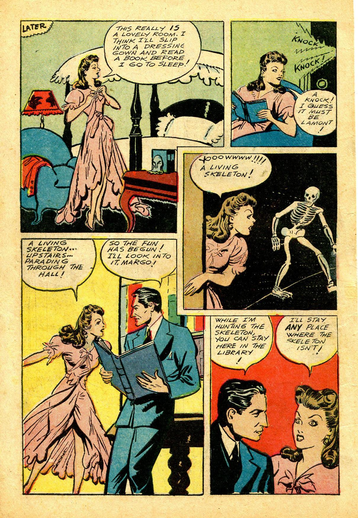 Read online Shadow Comics comic -  Issue #43 - 8