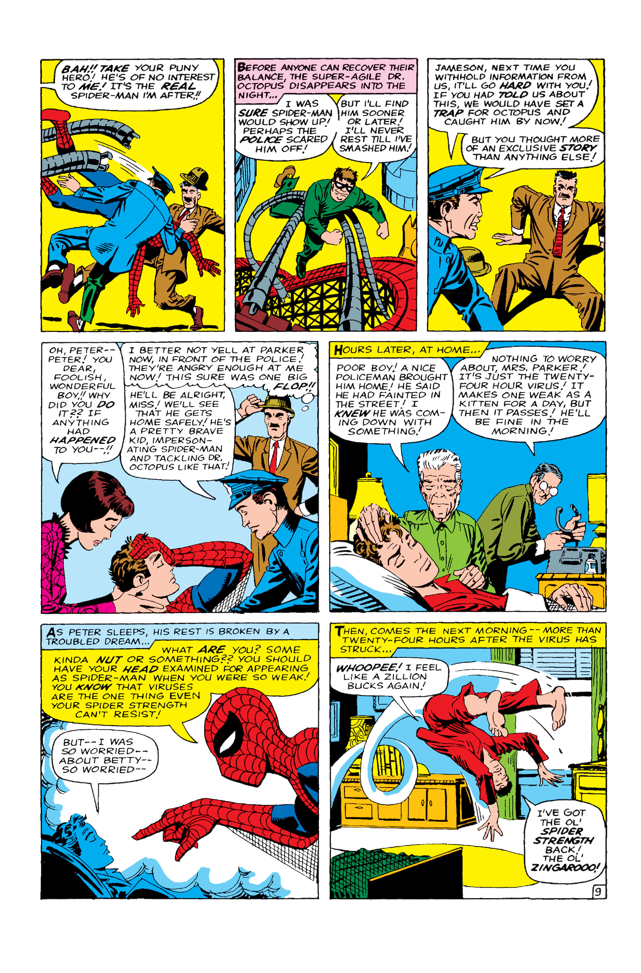 The Amazing Spider-Man (1963) 12 Page 9
