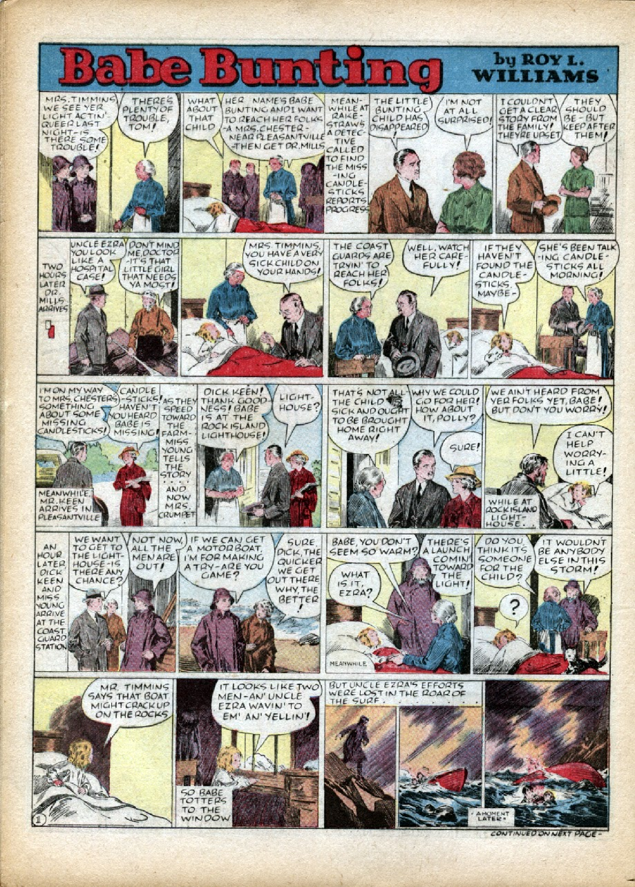 Read online Famous Funnies comic -  Issue #46 - 54