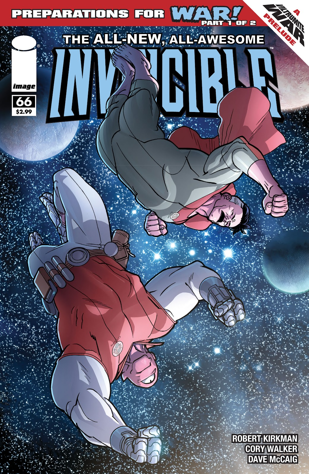 Invincible (2003) issue 66 - Page 1
