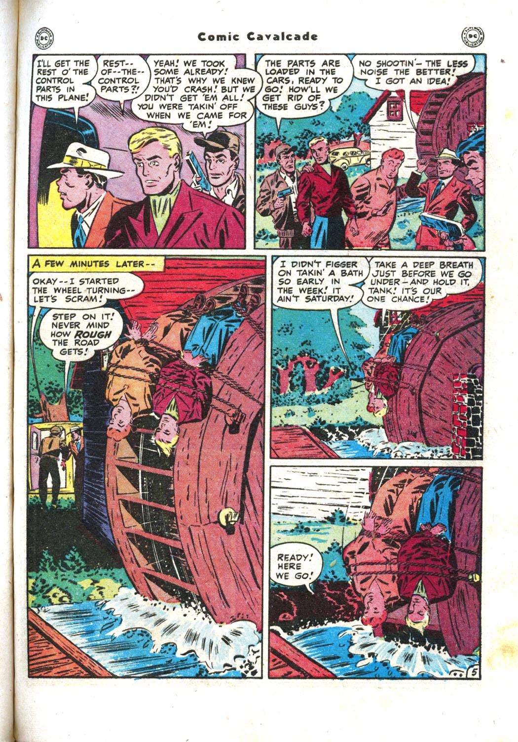 Comic Cavalcade issue 26 - Page 53