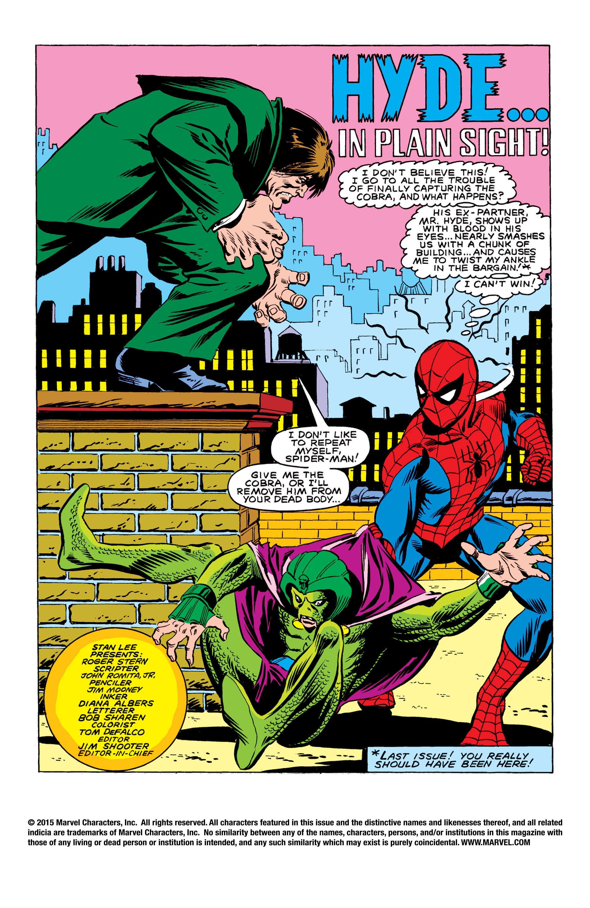 The Amazing Spider-Man (1963) 232 Page 1