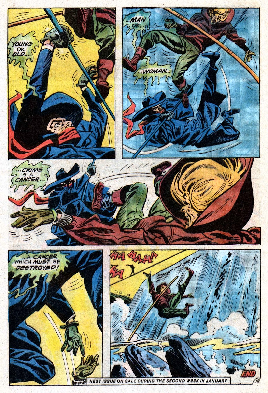 The Shadow (1973) issue 9 - Page 27