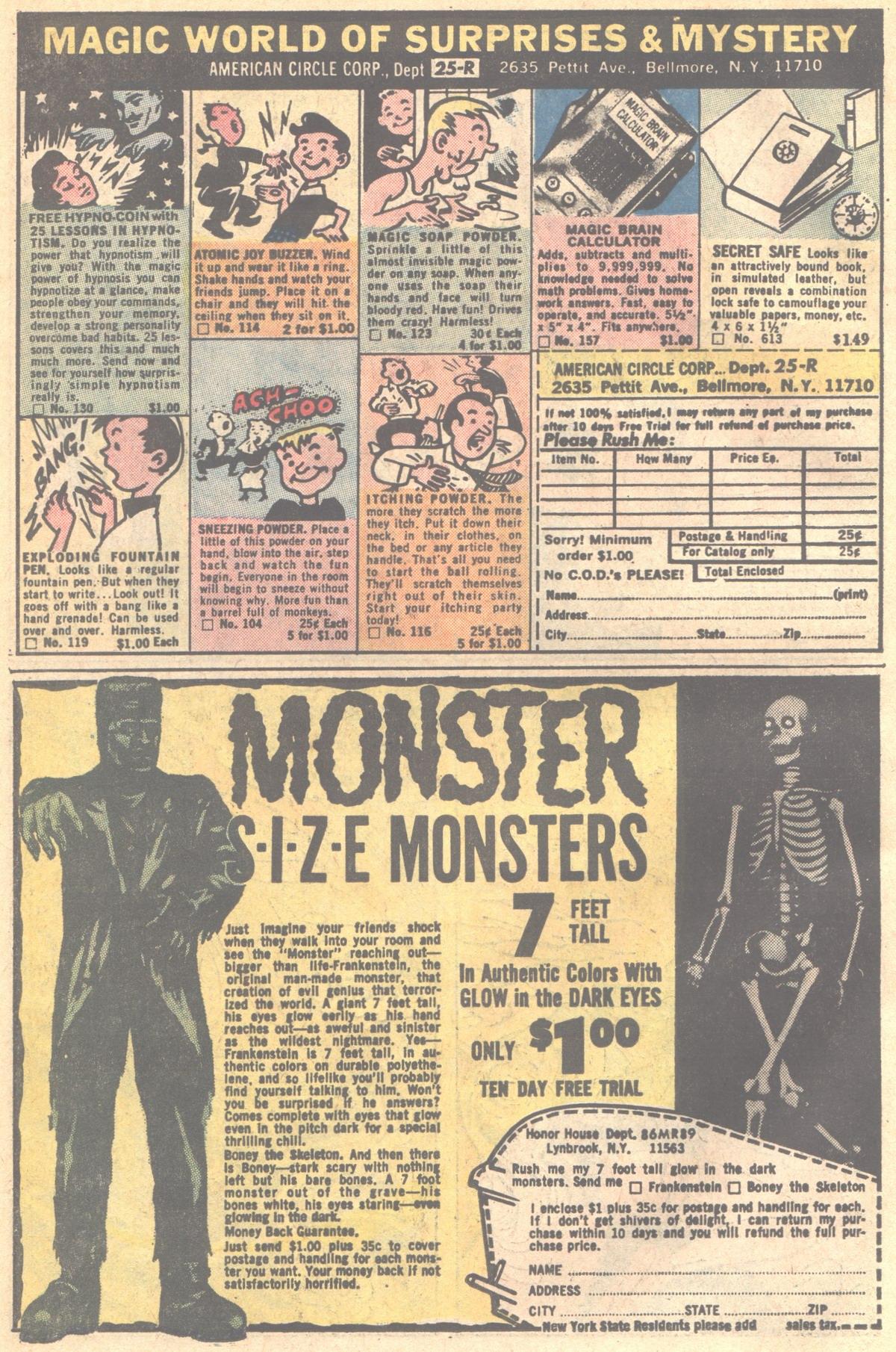 Read online Adventure Comics (1938) comic -  Issue #418 - 20