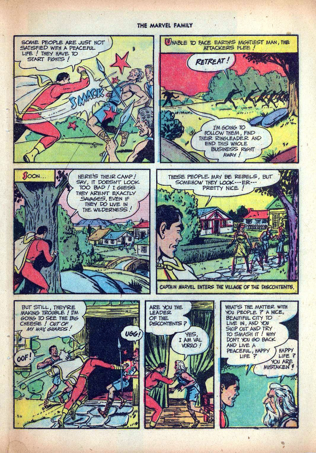 The Marvel Family issue 25 - Page 45